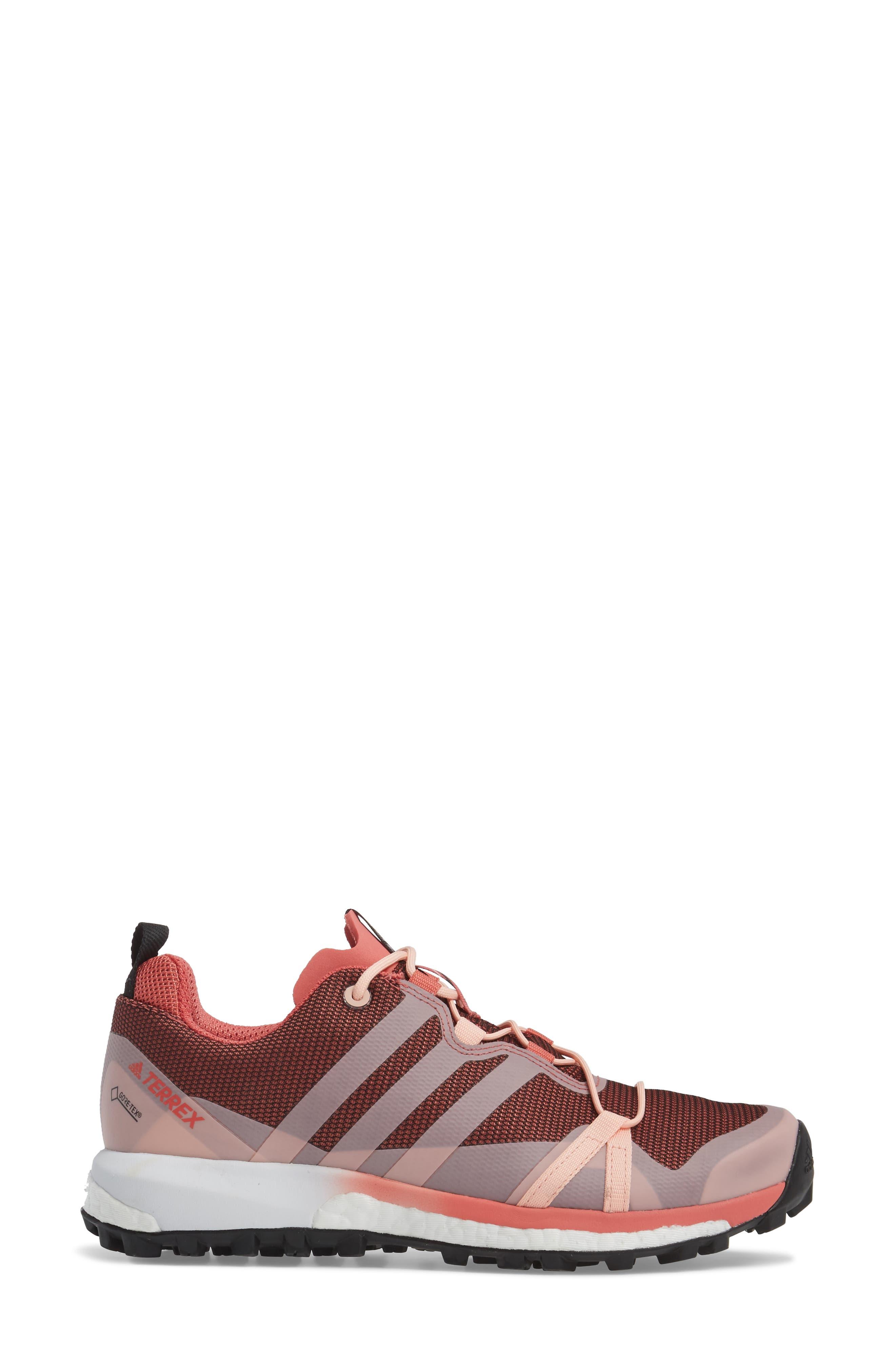 'Terrex Agravic GTX' Trail Shoe,                             Alternate thumbnail 15, color,