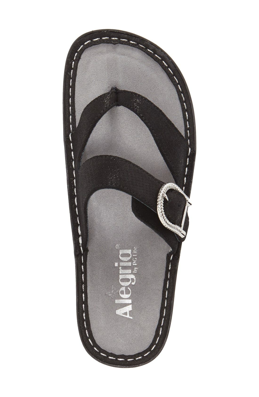 ALEGRIA,                             Valentina Sandal,                             Alternate thumbnail 4, color,                             001