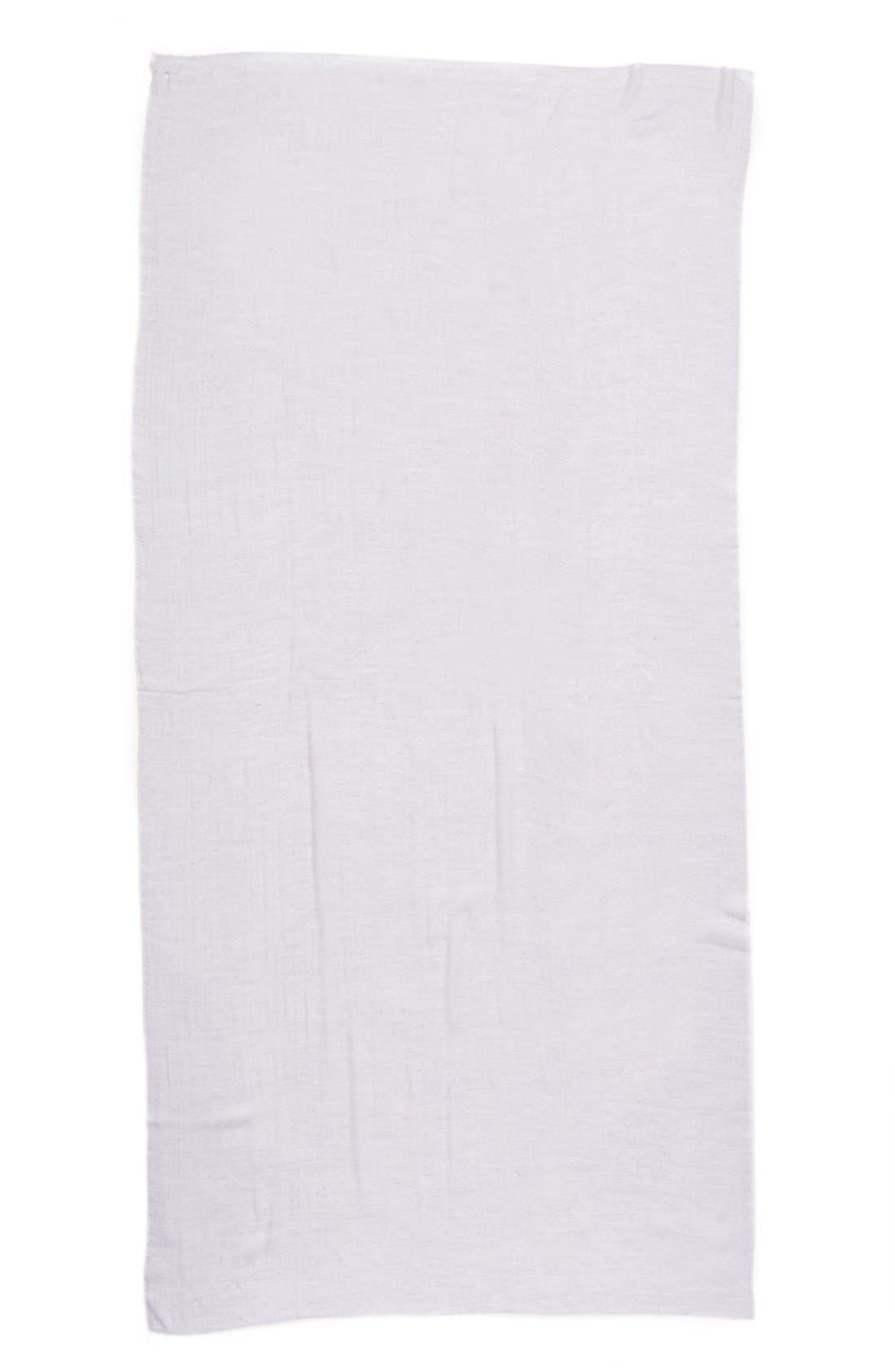 Modal Silk Blend Scarf,                             Alternate thumbnail 113, color,