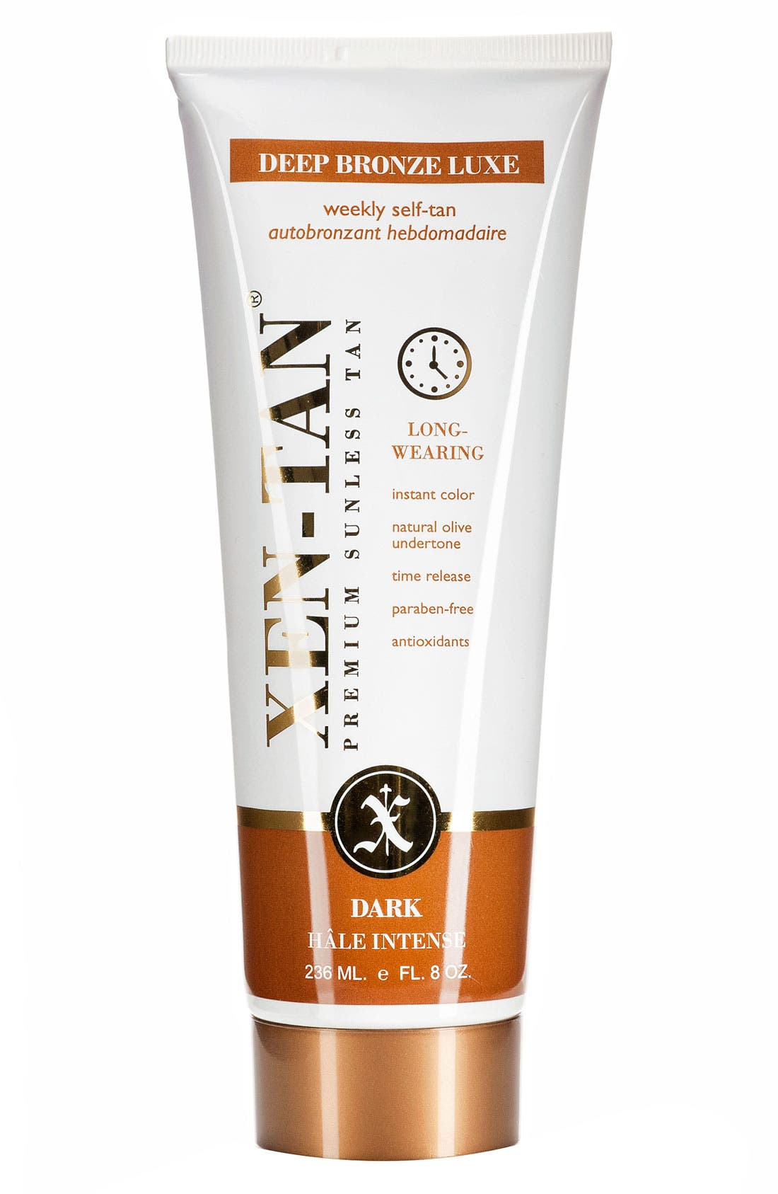 'Deep Bronze Luxe' Premium Sunless Tan,                             Main thumbnail 1, color,