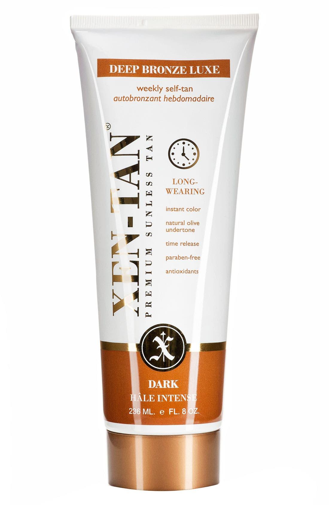 'Deep Bronze Luxe' Premium Sunless Tan,                         Main,                         color,