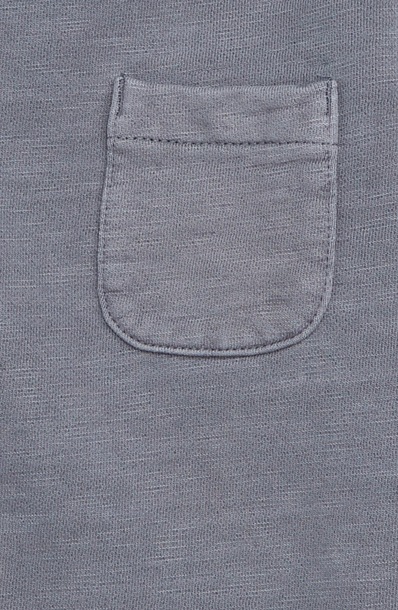 MINI BODEN,                             Pocket Crewneck Sweatshirt,                             Alternate thumbnail 2, color,                             062