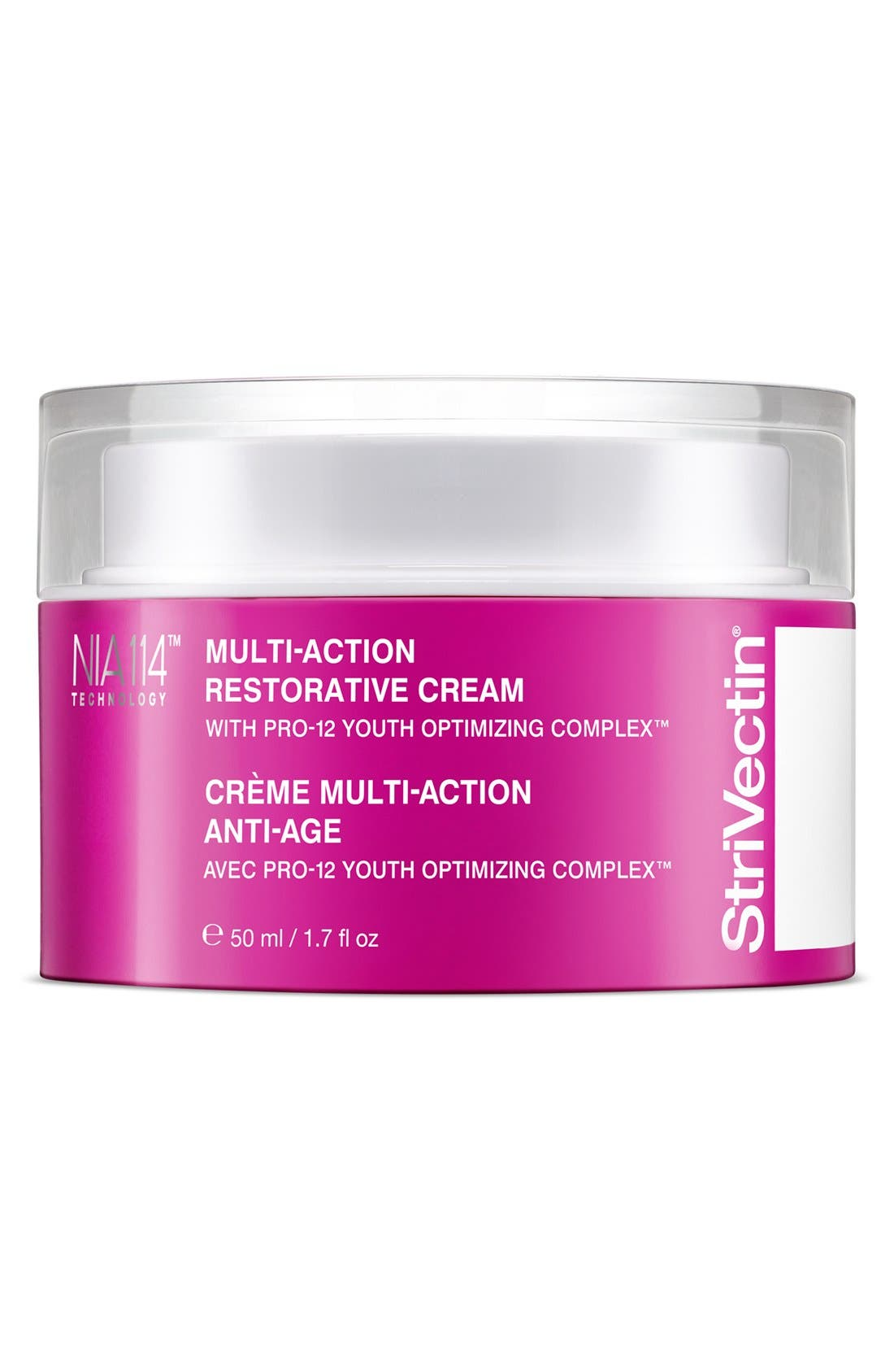 Multi-Action Restorative Cream,                             Main thumbnail 1, color,                             NO COLOR
