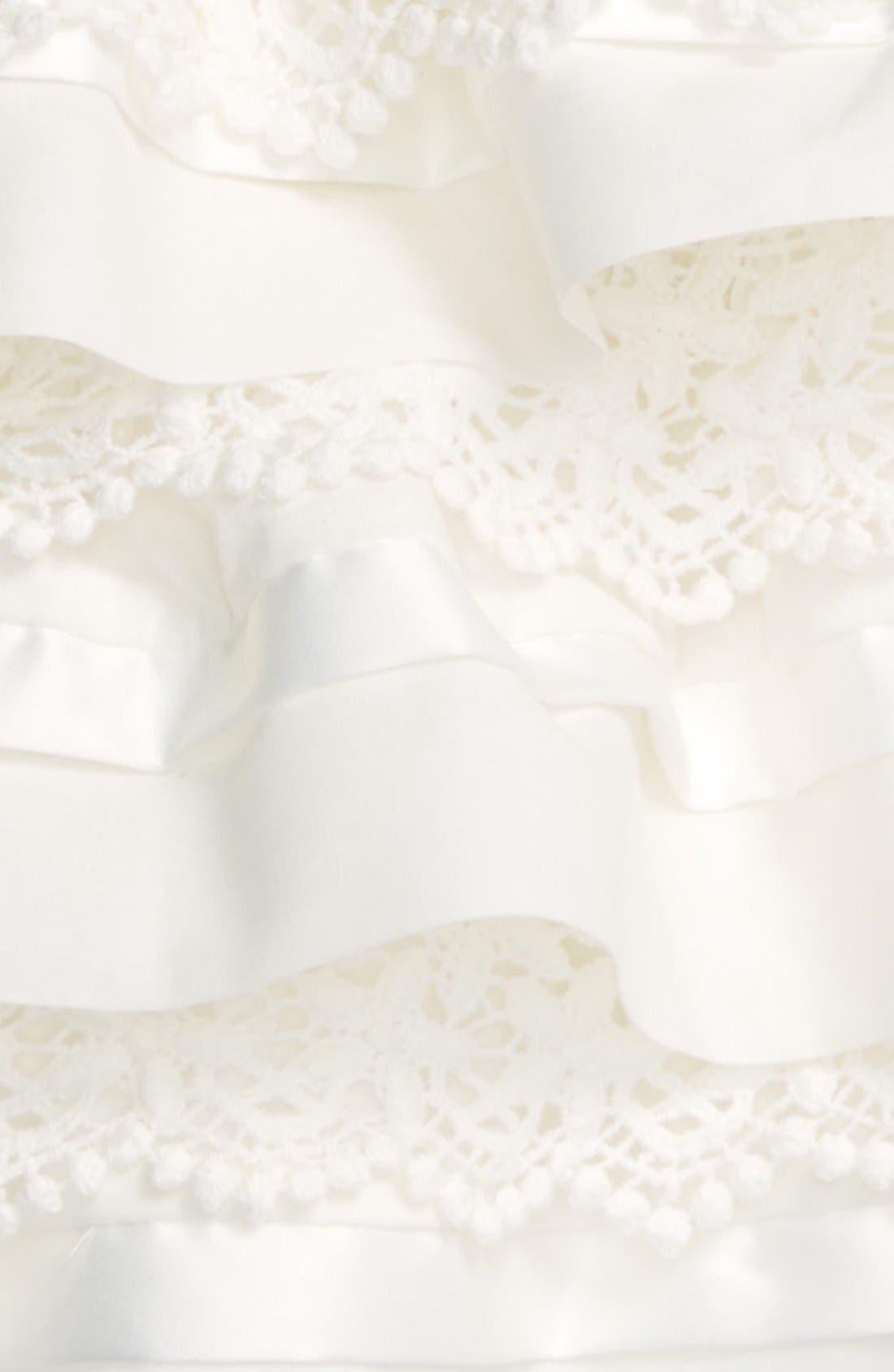 'Macarena Ra Ra' Tiered Ruffle Skirt,                             Alternate thumbnail 2, color,                             900