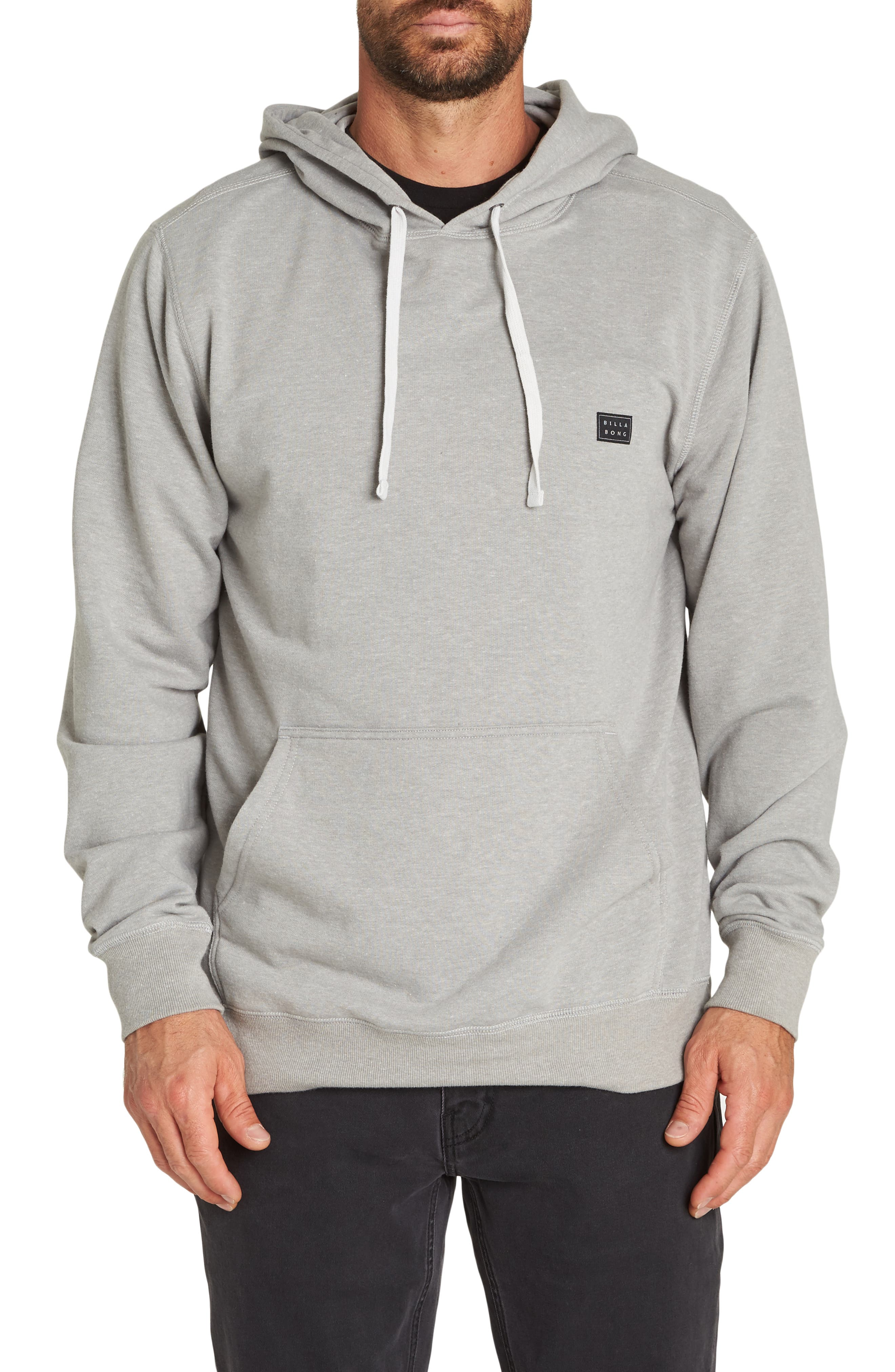 All Day Hoodie,                         Main,                         color, GREY