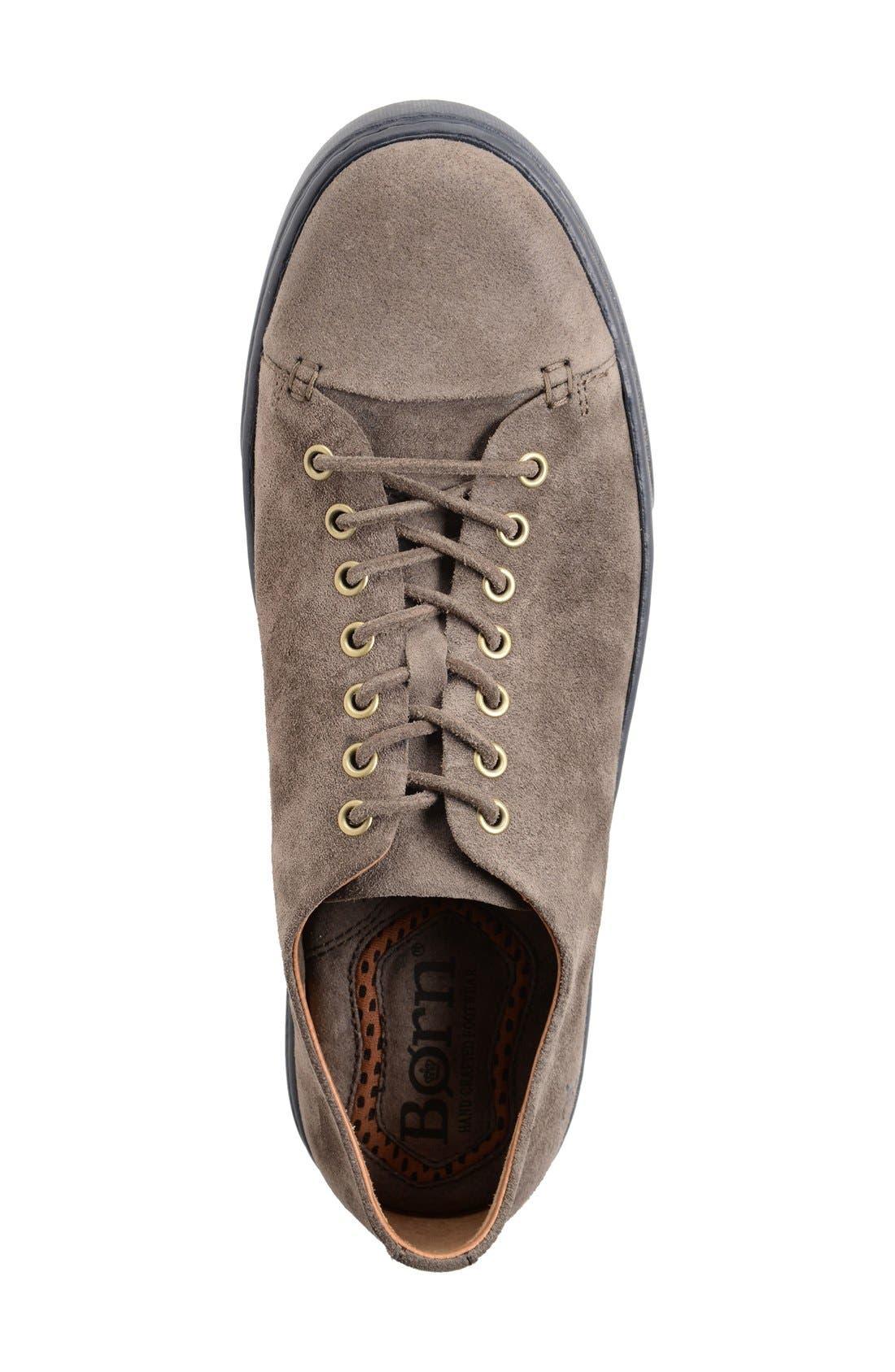 'Bayne' Cap Toe Sneaker,                             Alternate thumbnail 21, color,