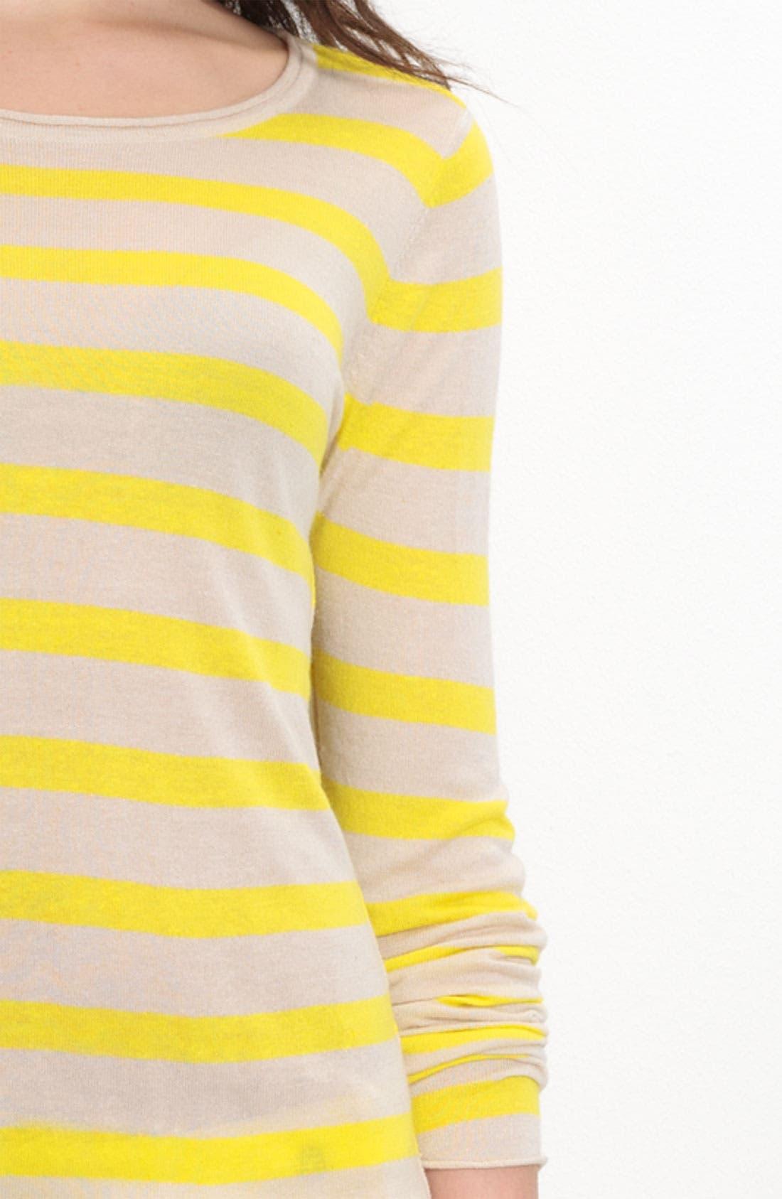 Stripe Sweater,                             Alternate thumbnail 2, color,                             754