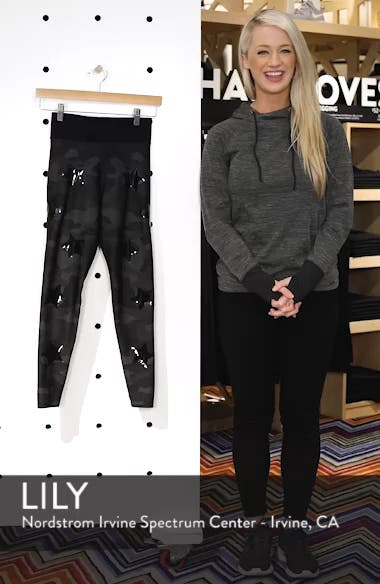 Camo Knockout Leggings, sales video thumbnail