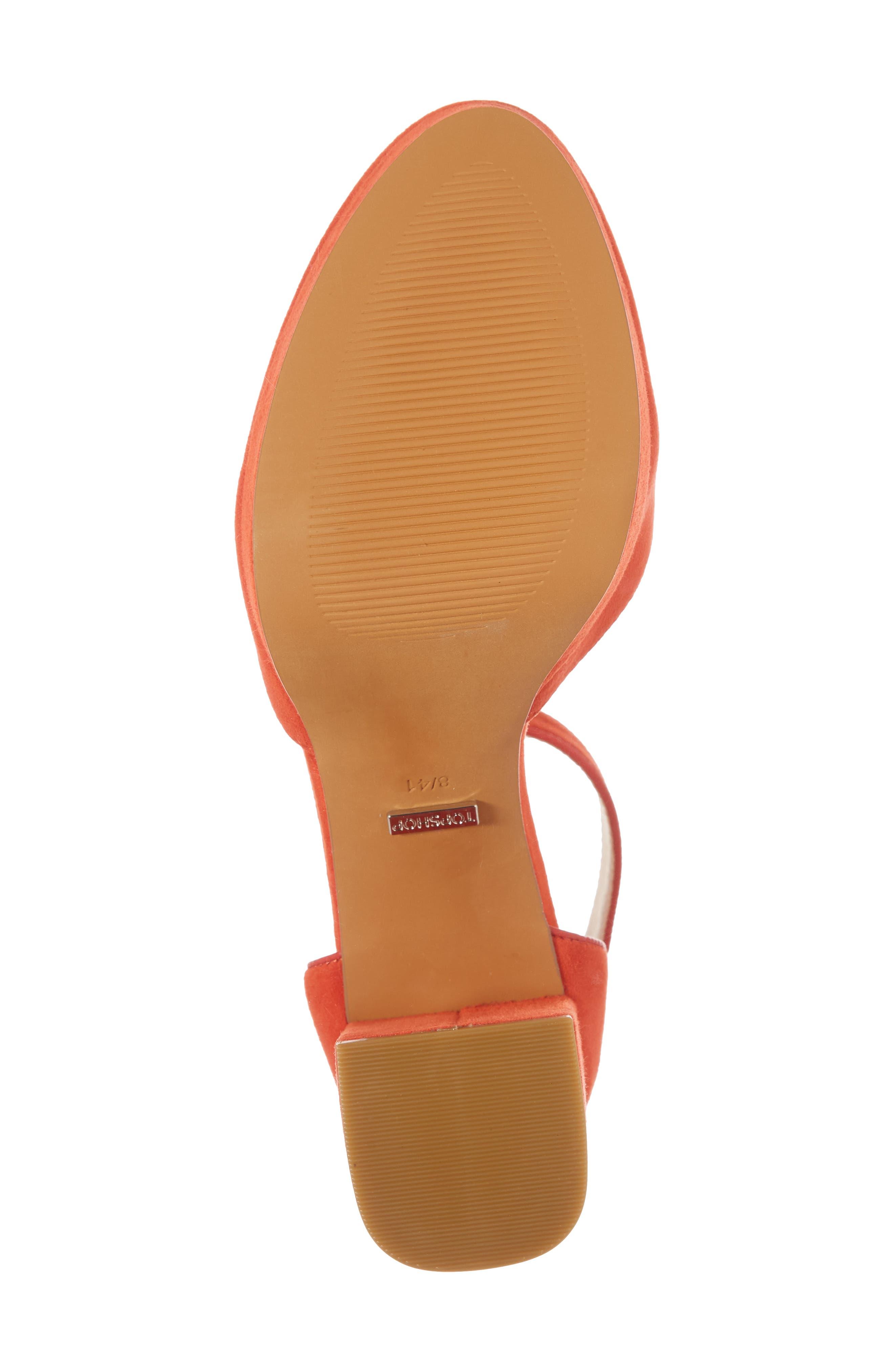 Ankle Strap Platform Sandal,                             Alternate thumbnail 12, color,