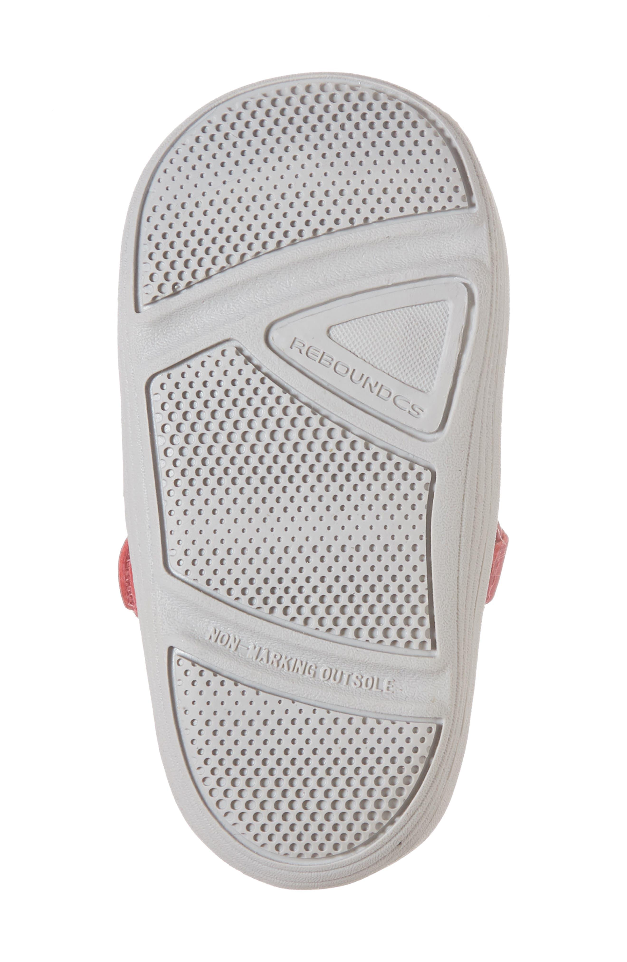 Nora Metallic Mary Jane Sneaker,                             Alternate thumbnail 6, color,                             650