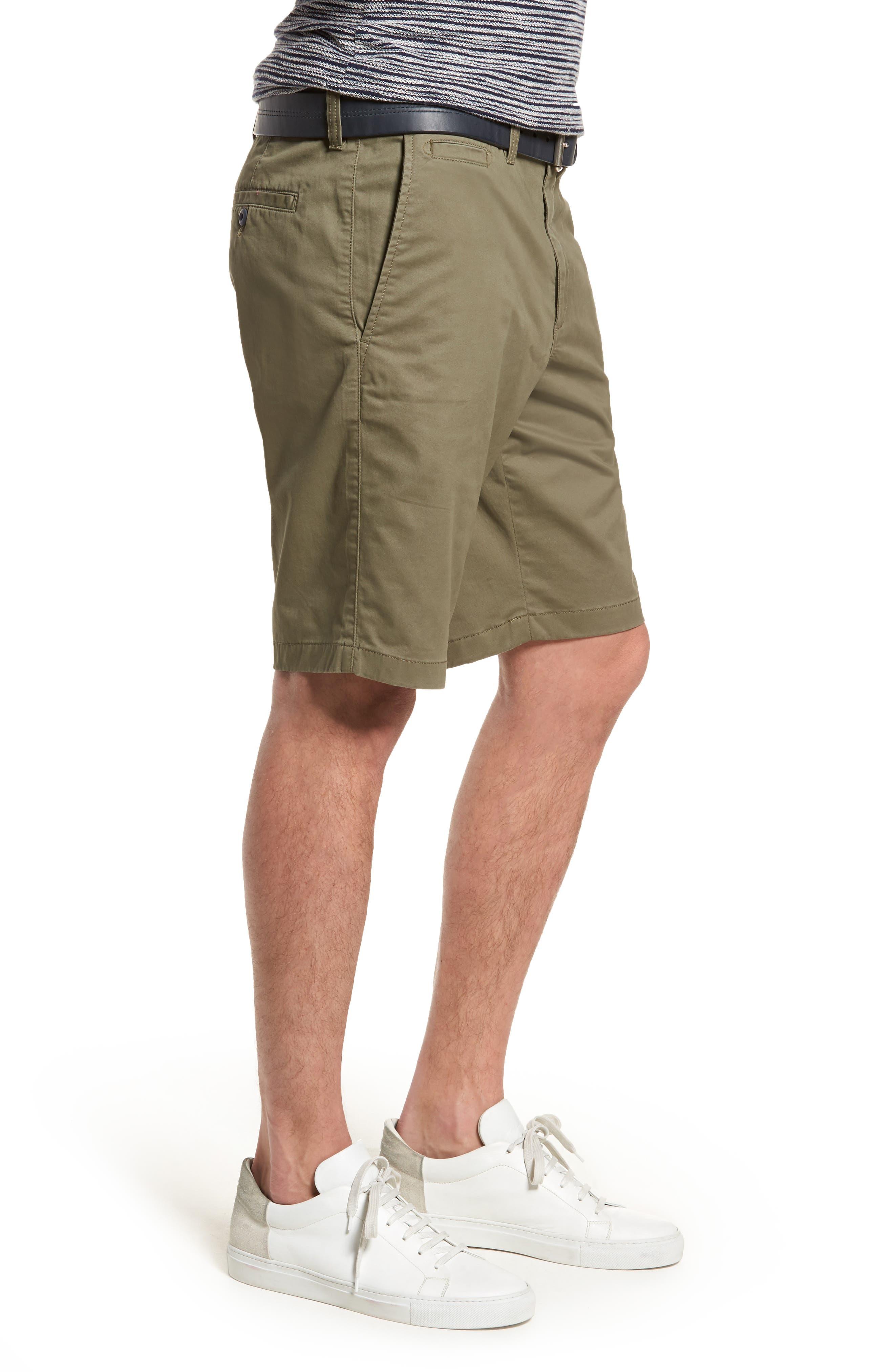 Ballard Slim Fit Stretch Chino 11-Inch Shorts,                             Alternate thumbnail 41, color,