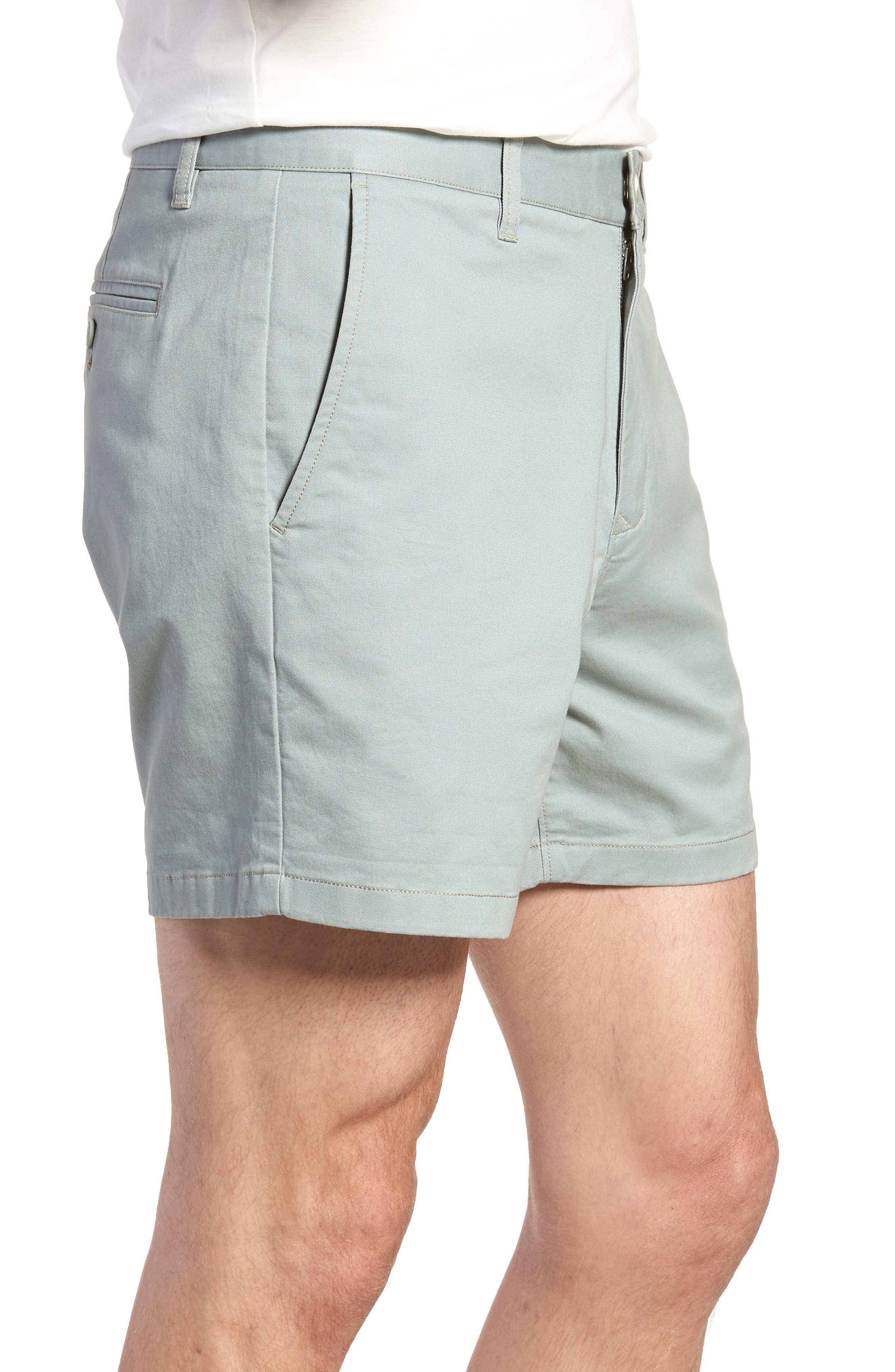 Stretch Washed Chino 5-Inch Shorts,                             Alternate thumbnail 63, color,