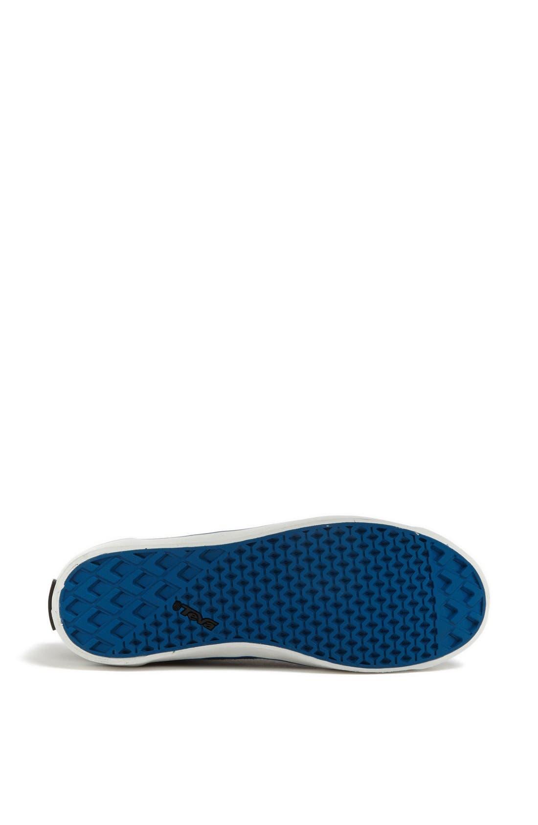 'Freewheel' Sneaker,                             Alternate thumbnail 4, color,                             002