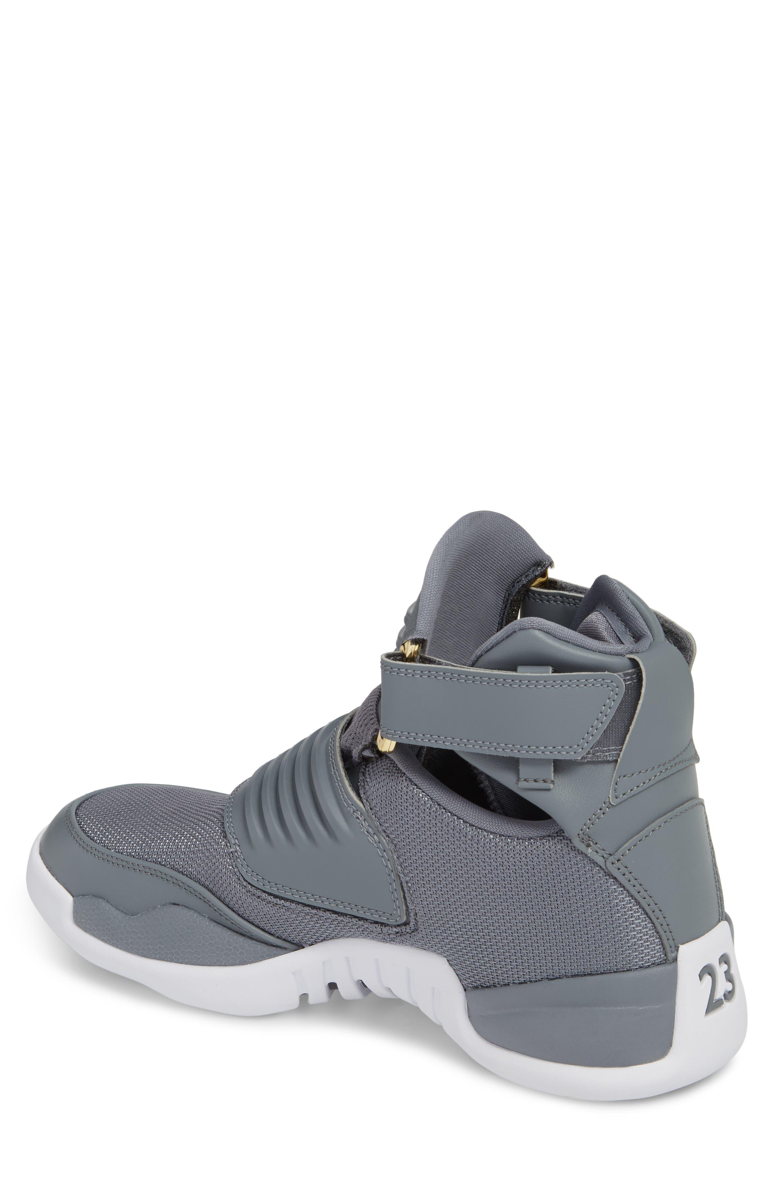 Jordan Generation High Top Sneaker,                             Alternate thumbnail 4, color,