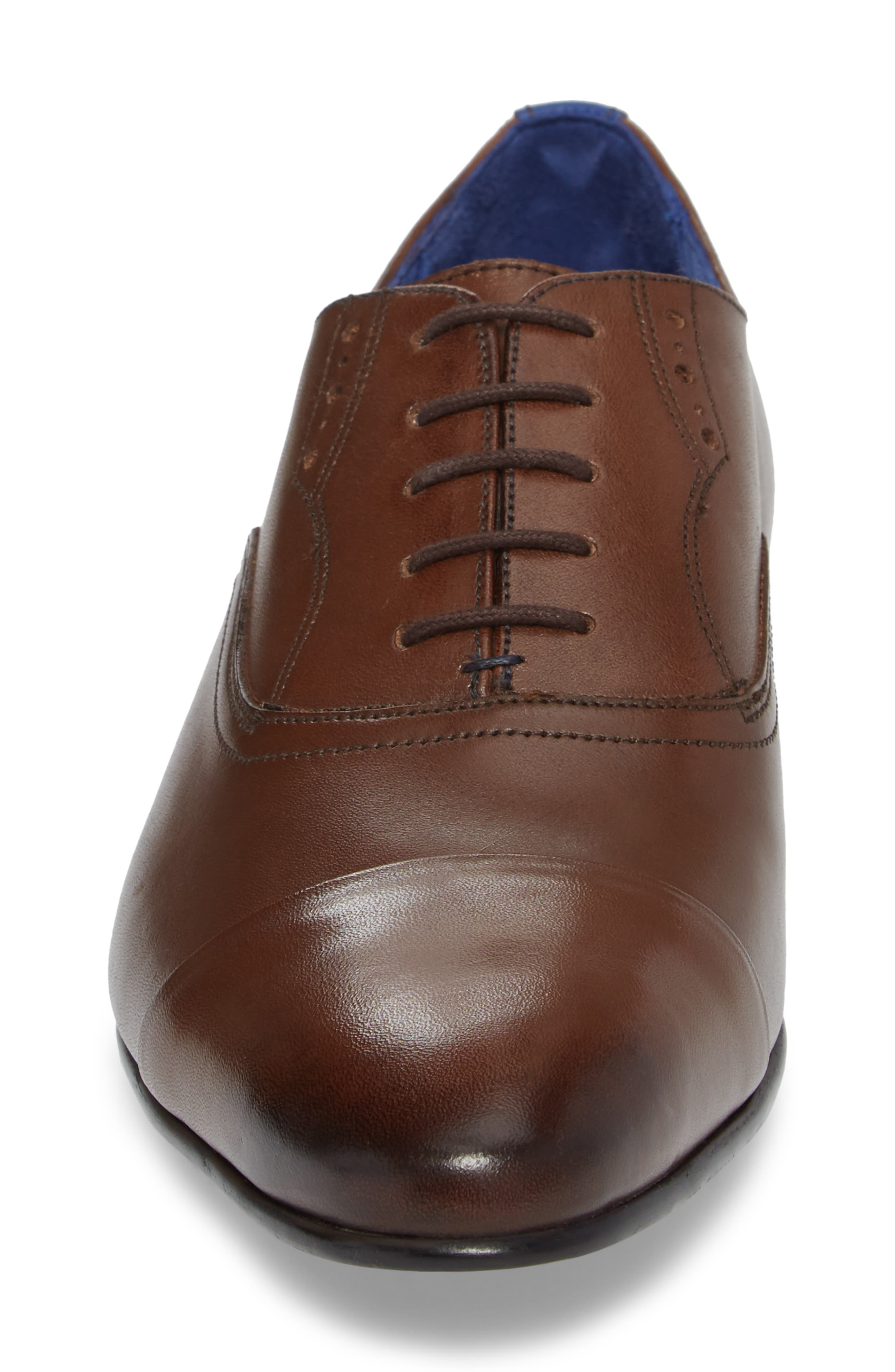 Murain Cap Toe Oxford,                             Alternate thumbnail 12, color,