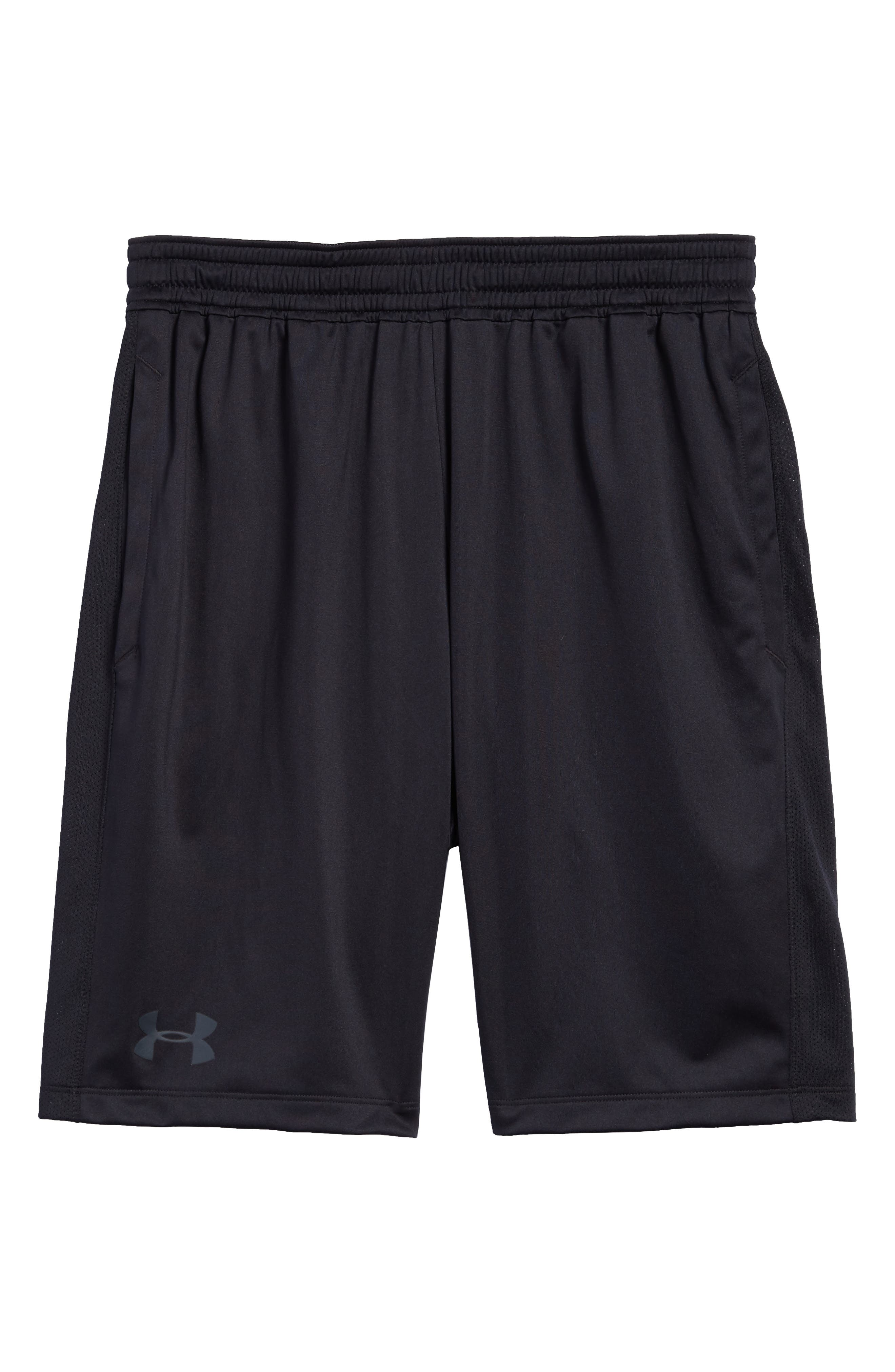 Raid 2.0 Classic Fit Shorts,                             Alternate thumbnail 6, color,                             BLACK