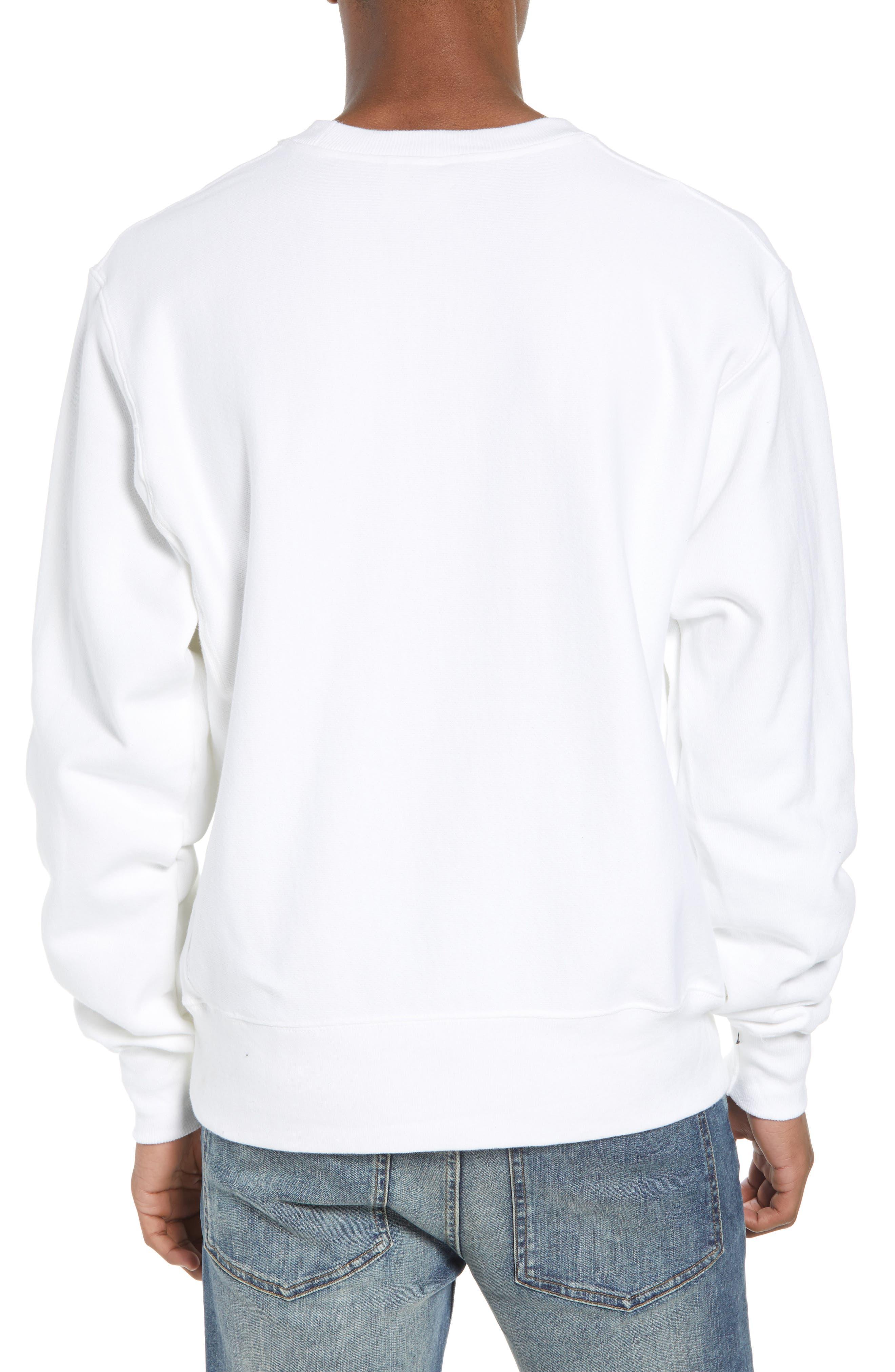 Reverse Weave Sweatshirt,                             Alternate thumbnail 11, color,