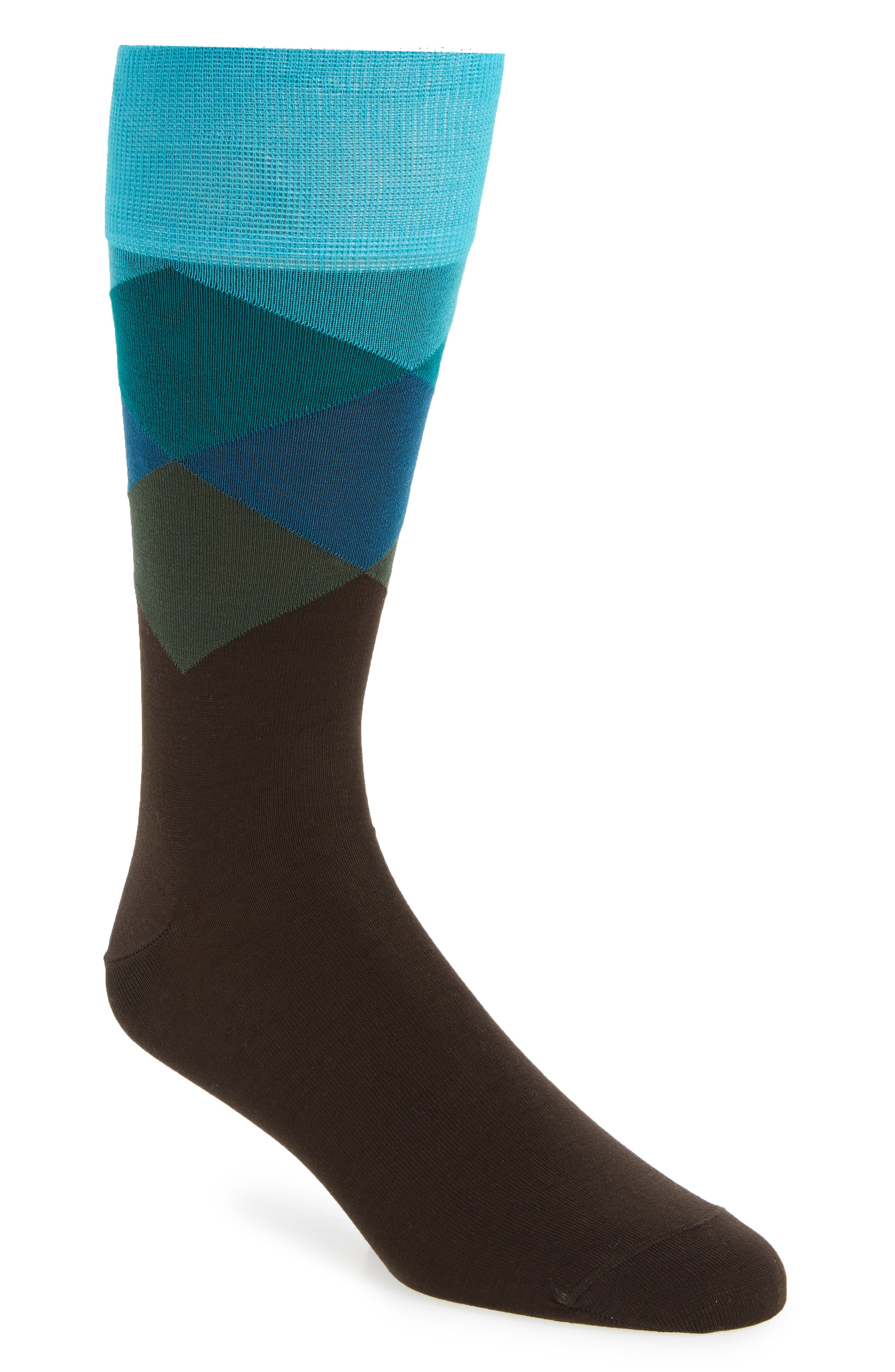 Diamond Socks,                         Main,                         color, 201