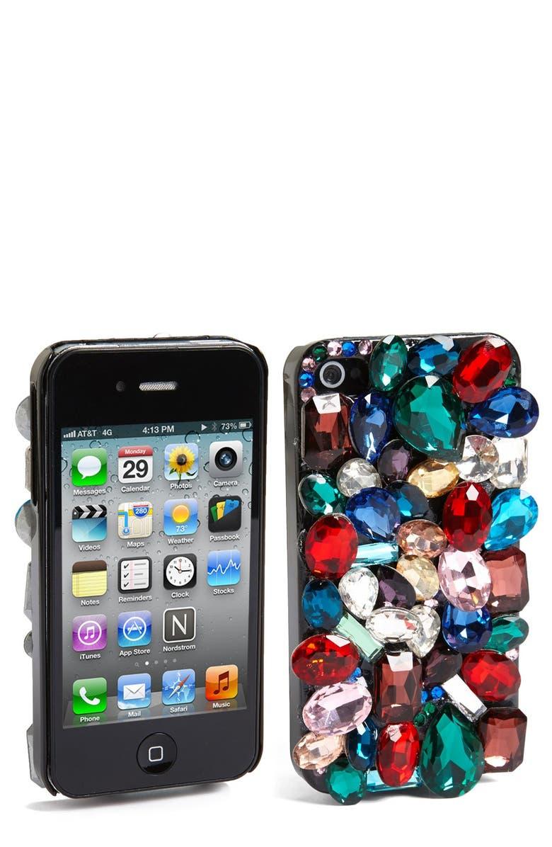 Natasha Couture Jeweled iPhone 4   4s Case  2fb2ac9bf1e0