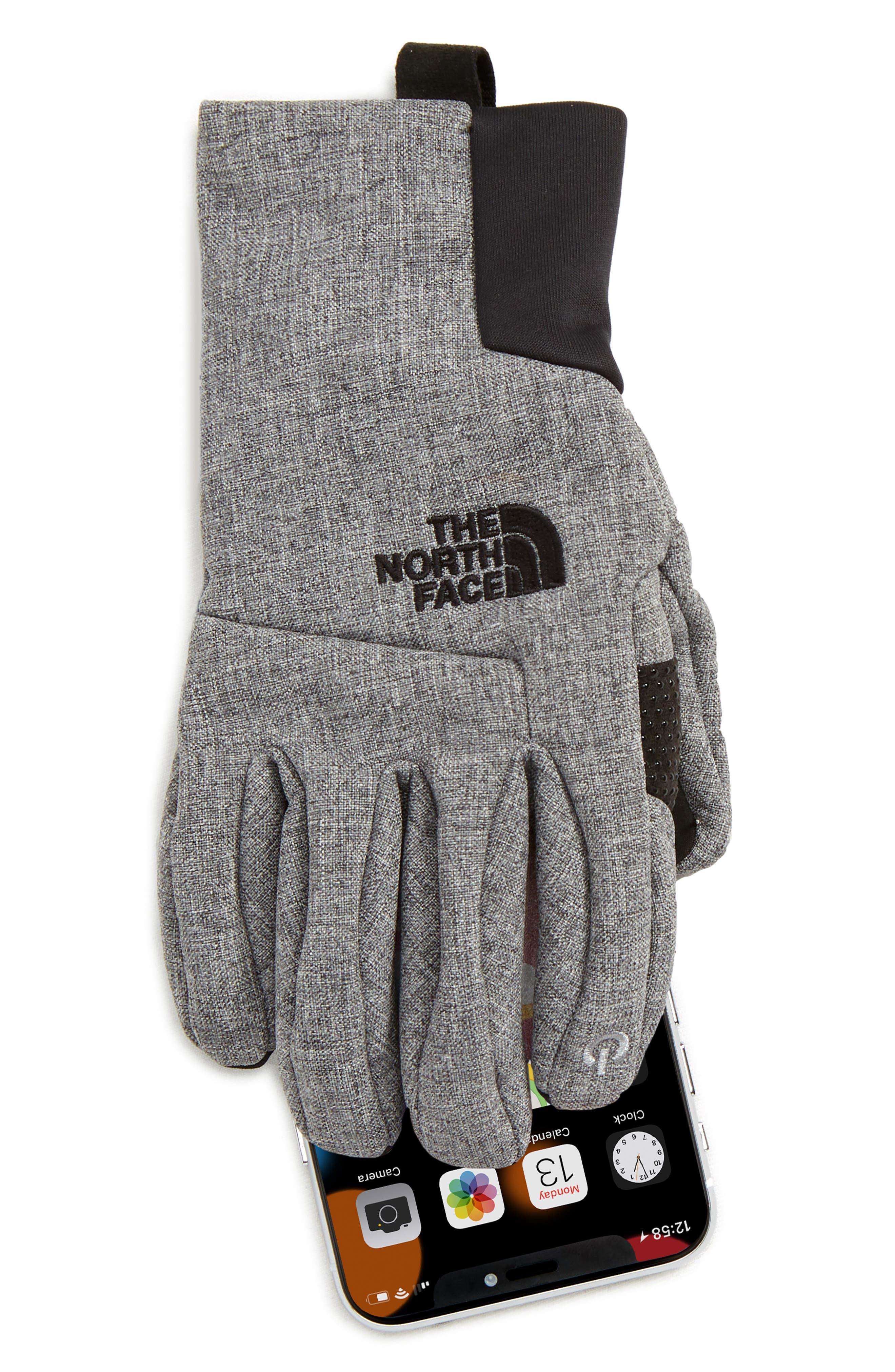 Apex Etip<sup>™</sup> Tech Gloves,                             Alternate thumbnail 2, color,                             MEDIUM GREY HEATHER