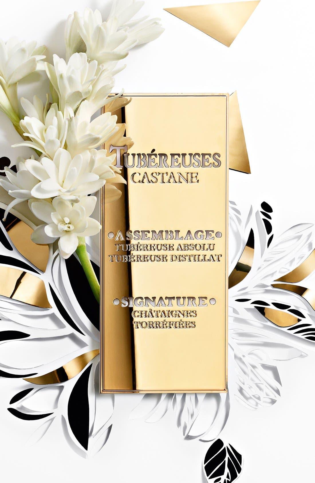 Maison Lancôme - Tubéreuses Castane Eau de Parfum,                             Alternate thumbnail 3, color,                             NO COLOR