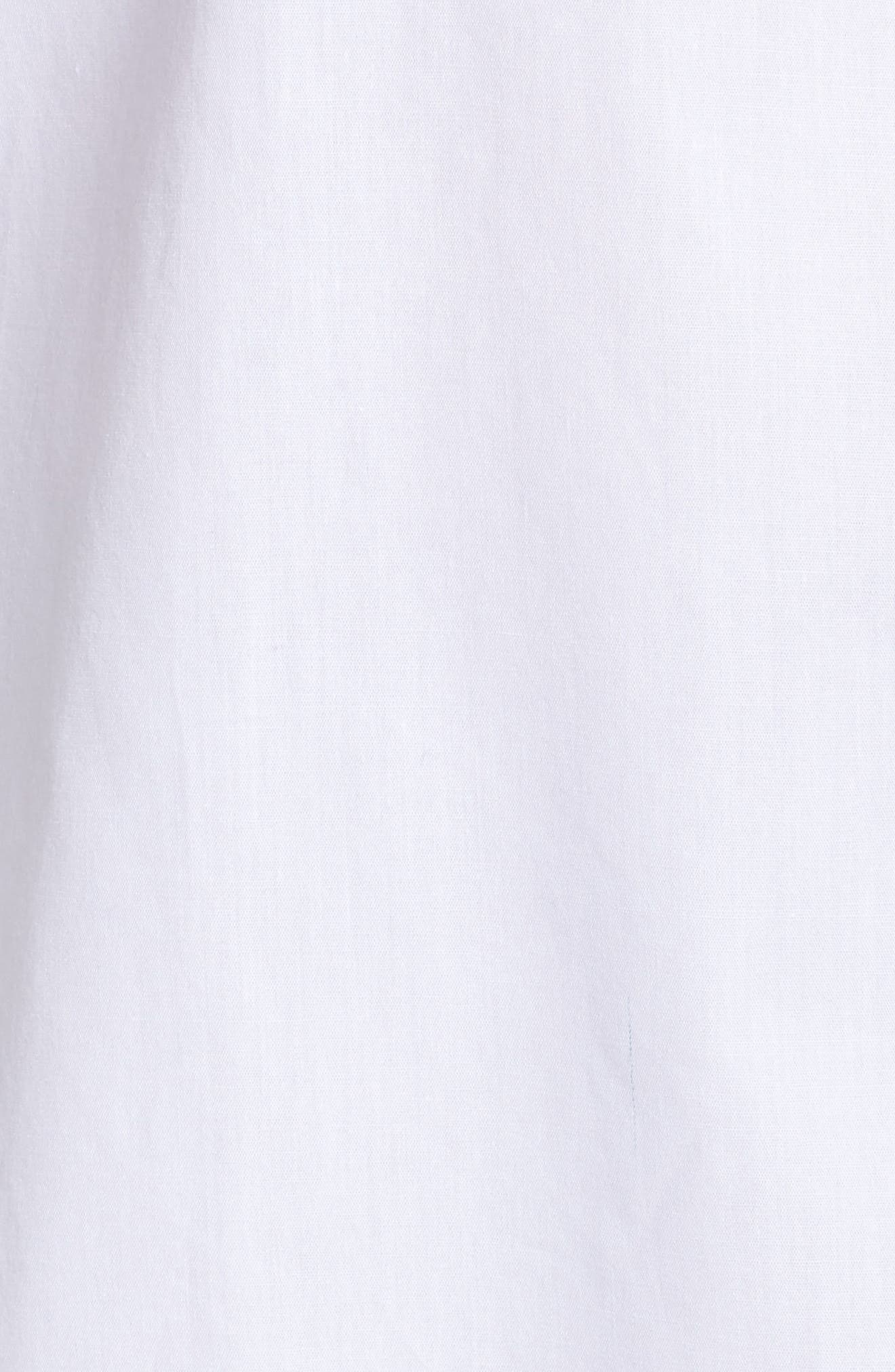 Button Front Shirt,                             Alternate thumbnail 6, color,