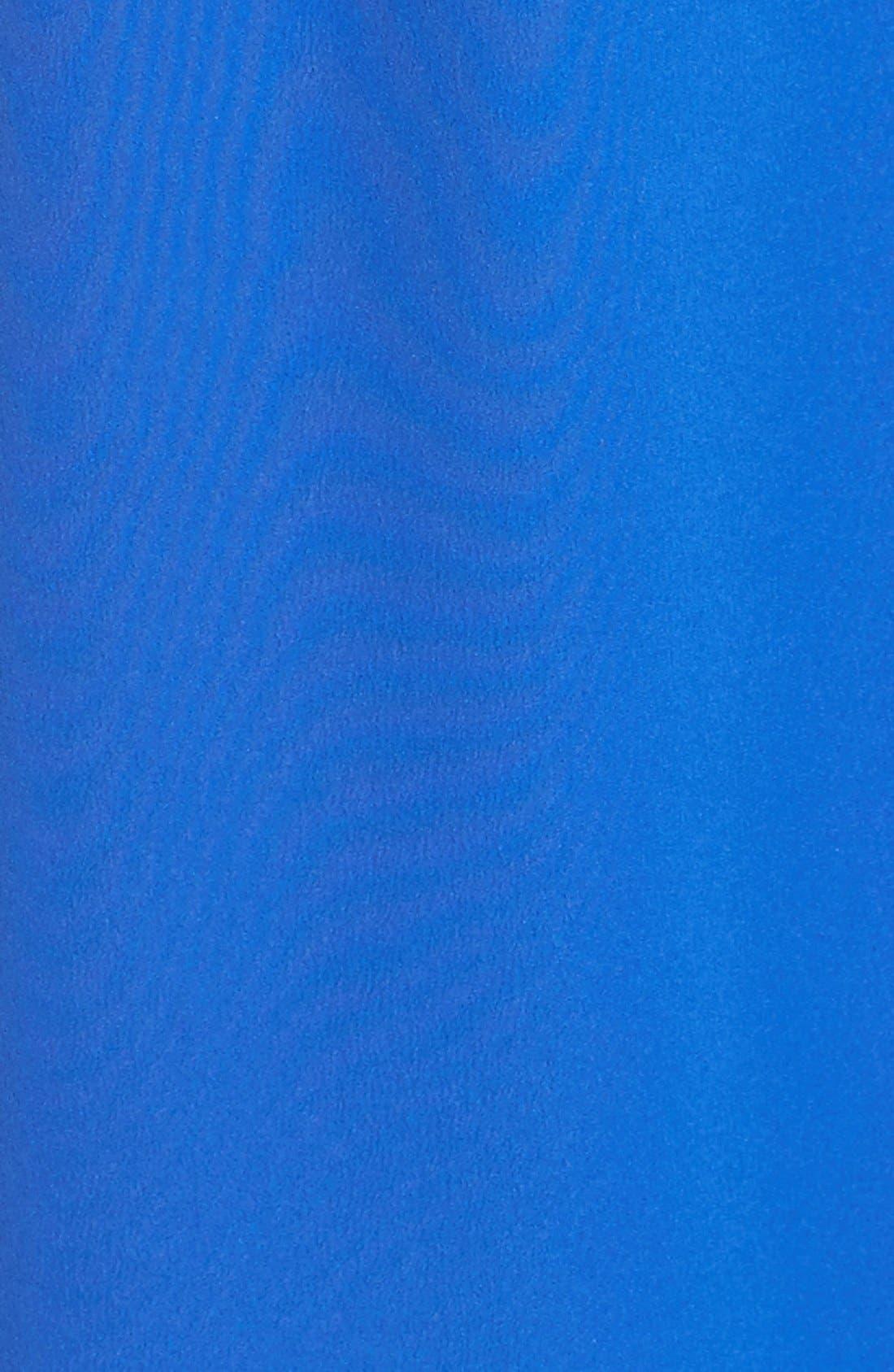 Cutaway Shoulder Maxi Dress,                             Alternate thumbnail 3, color,                             401
