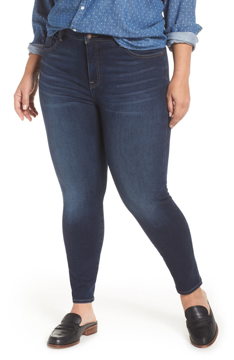 c899d54fe38 Lucky Brand Hayden Stretch Skinny Jeans (Plus Size)