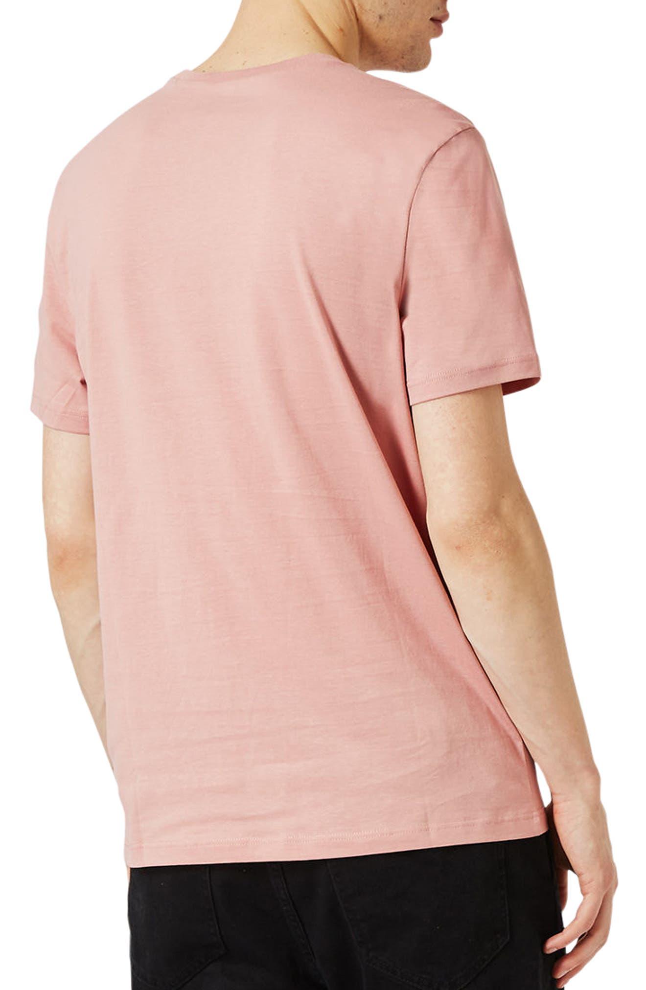 Slim Fit Crewneck T-Shirt,                             Alternate thumbnail 183, color,