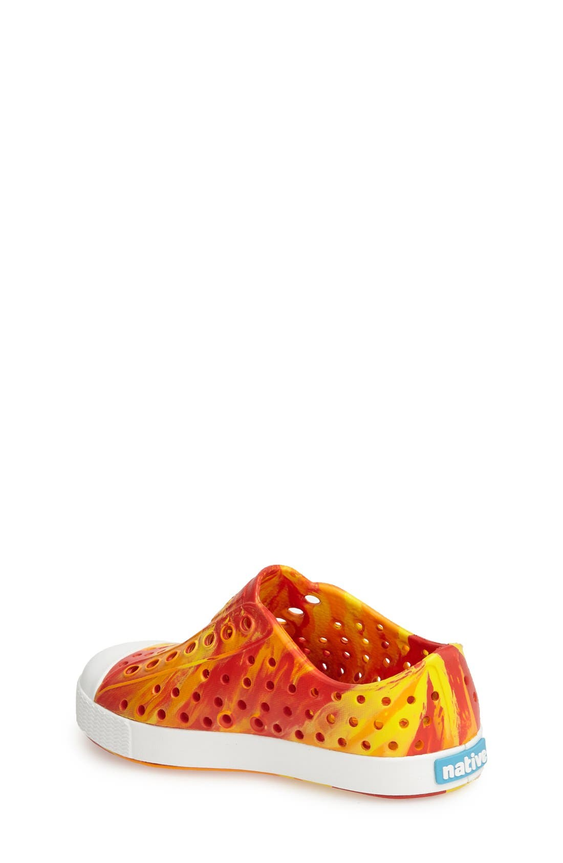 Jefferson - Marbled Perforated Slip-On,                             Alternate thumbnail 111, color,