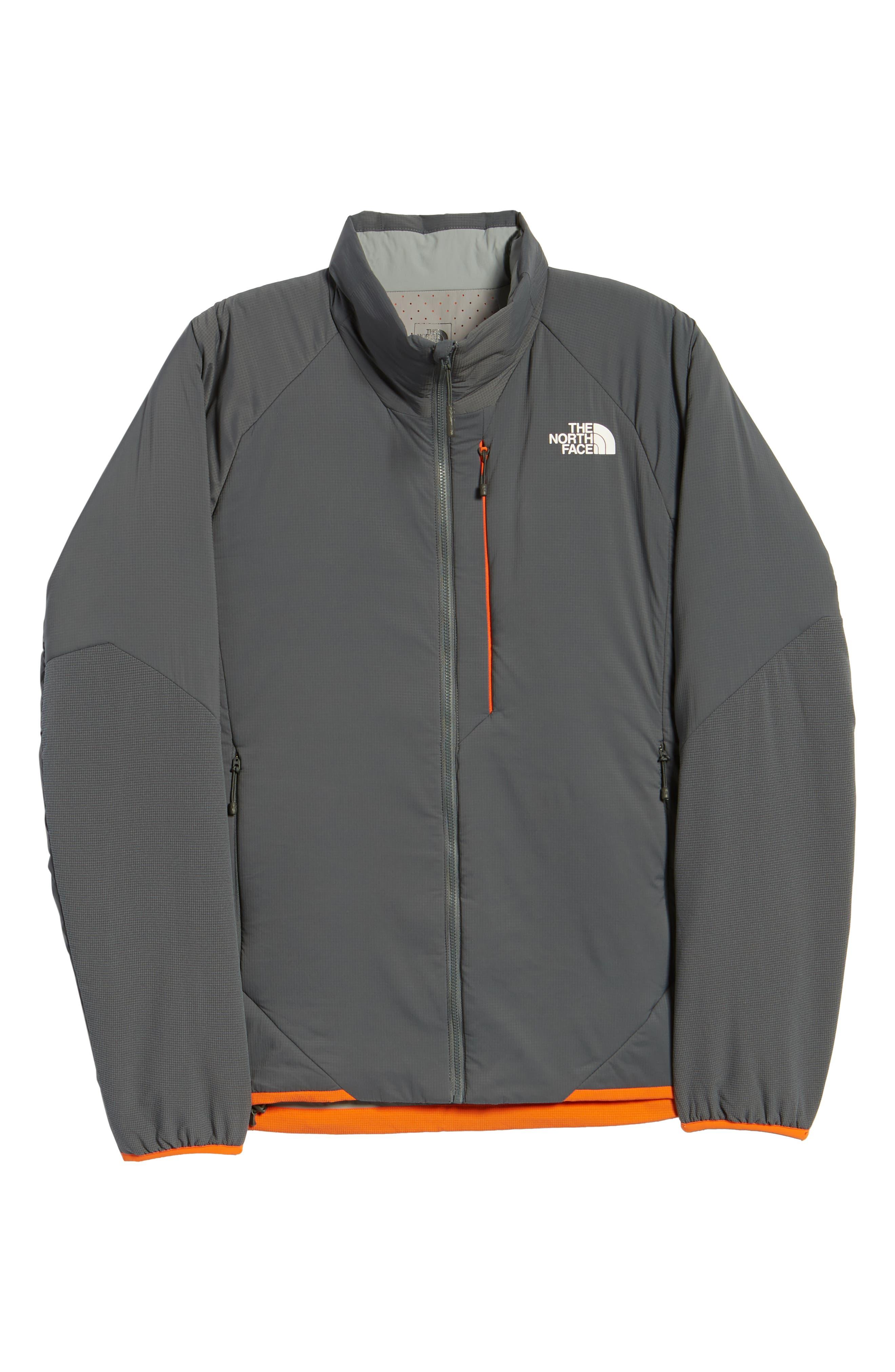 Ventrix Water Resistant Ripstop Jacket,                             Alternate thumbnail 6, color,                             VANADIS GREY/ VANADIS GREY
