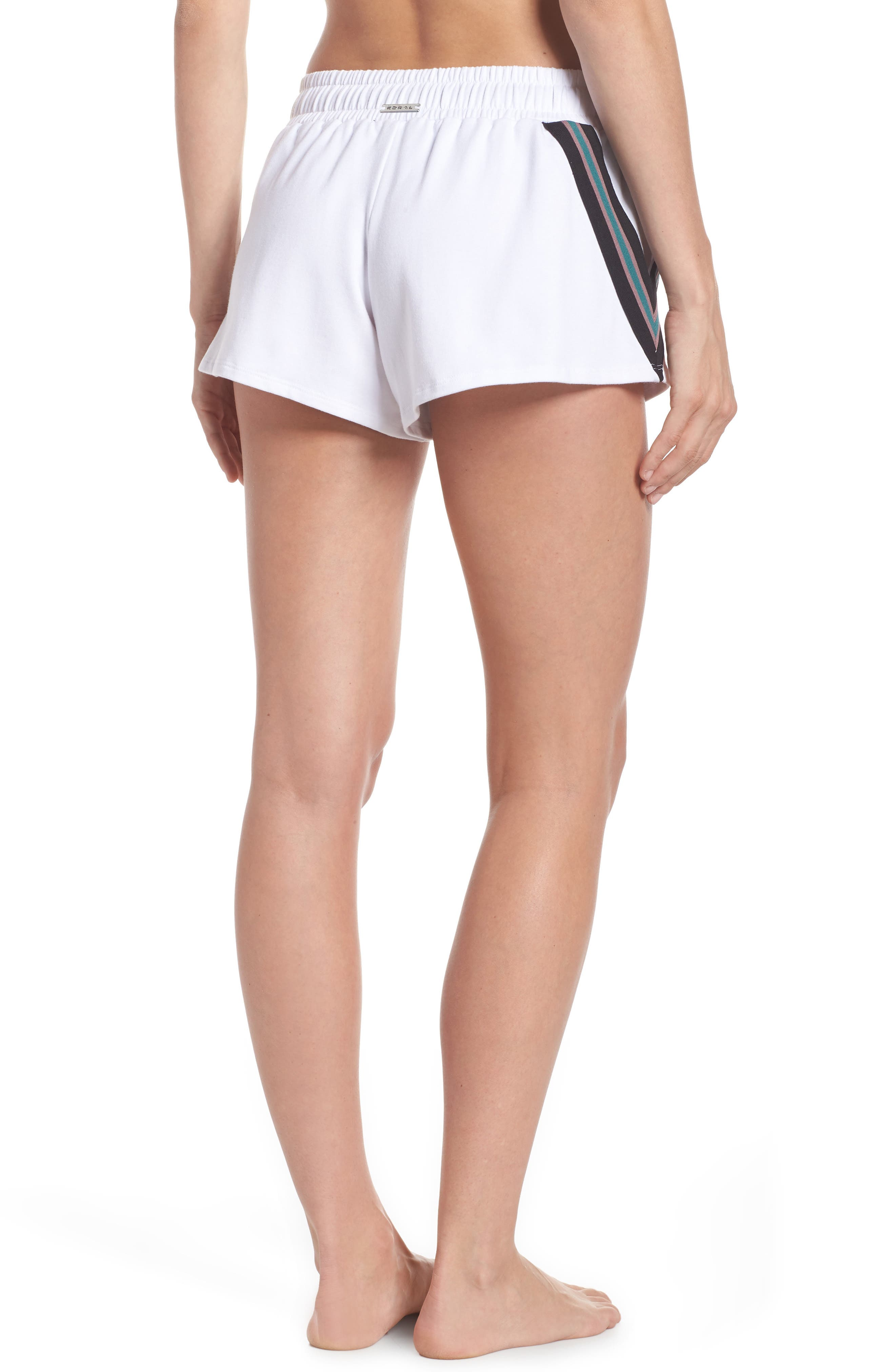 Beam Shorts,                             Alternate thumbnail 2, color,                             WHITE