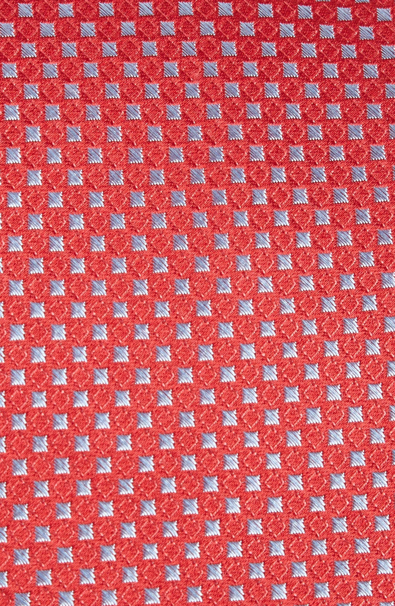 Chad Microdot Silk Tie,                             Alternate thumbnail 15, color,