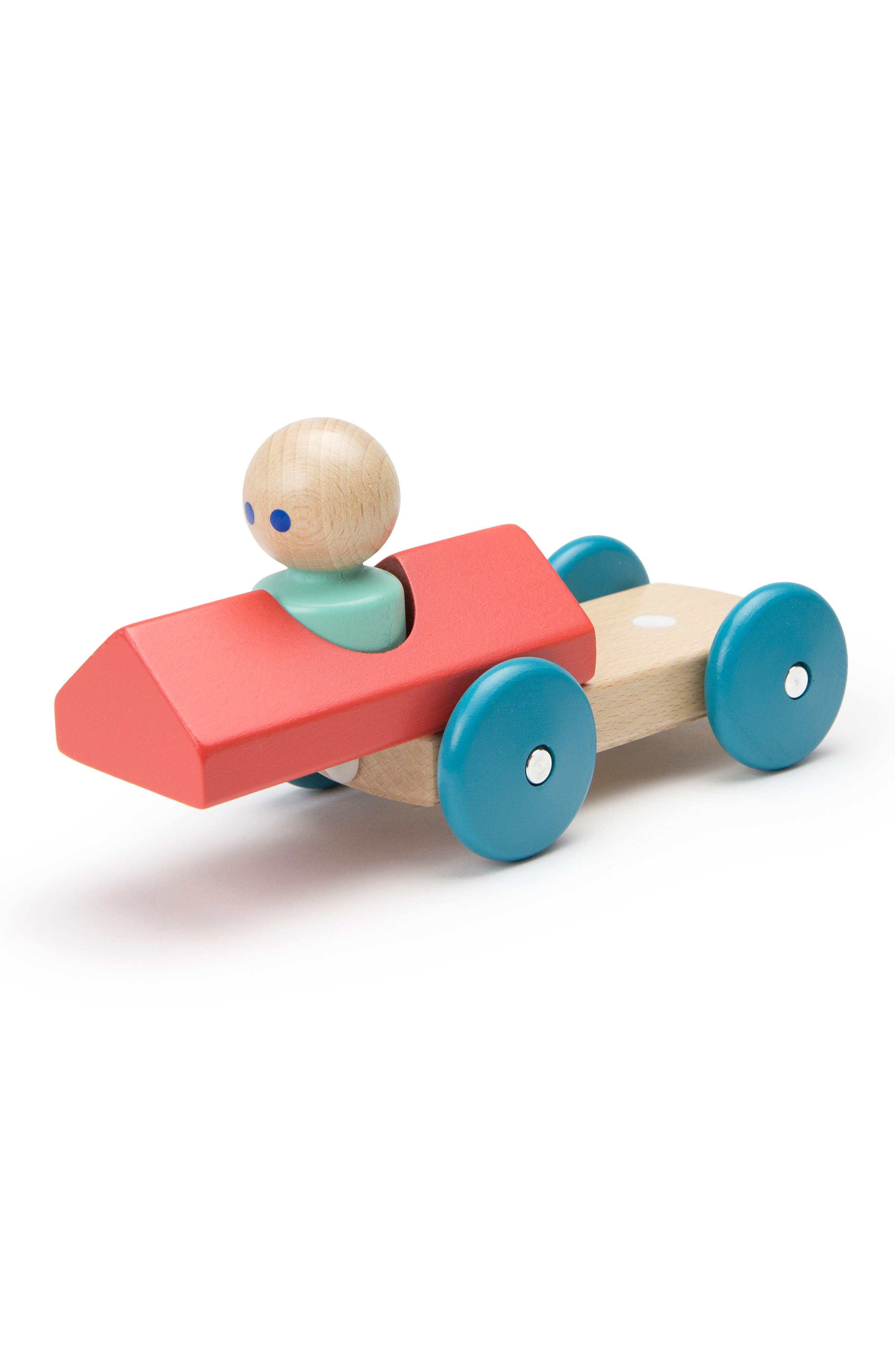 Barn Magnetic Racer Toy,                             Alternate thumbnail 2, color,                             RAINBOW