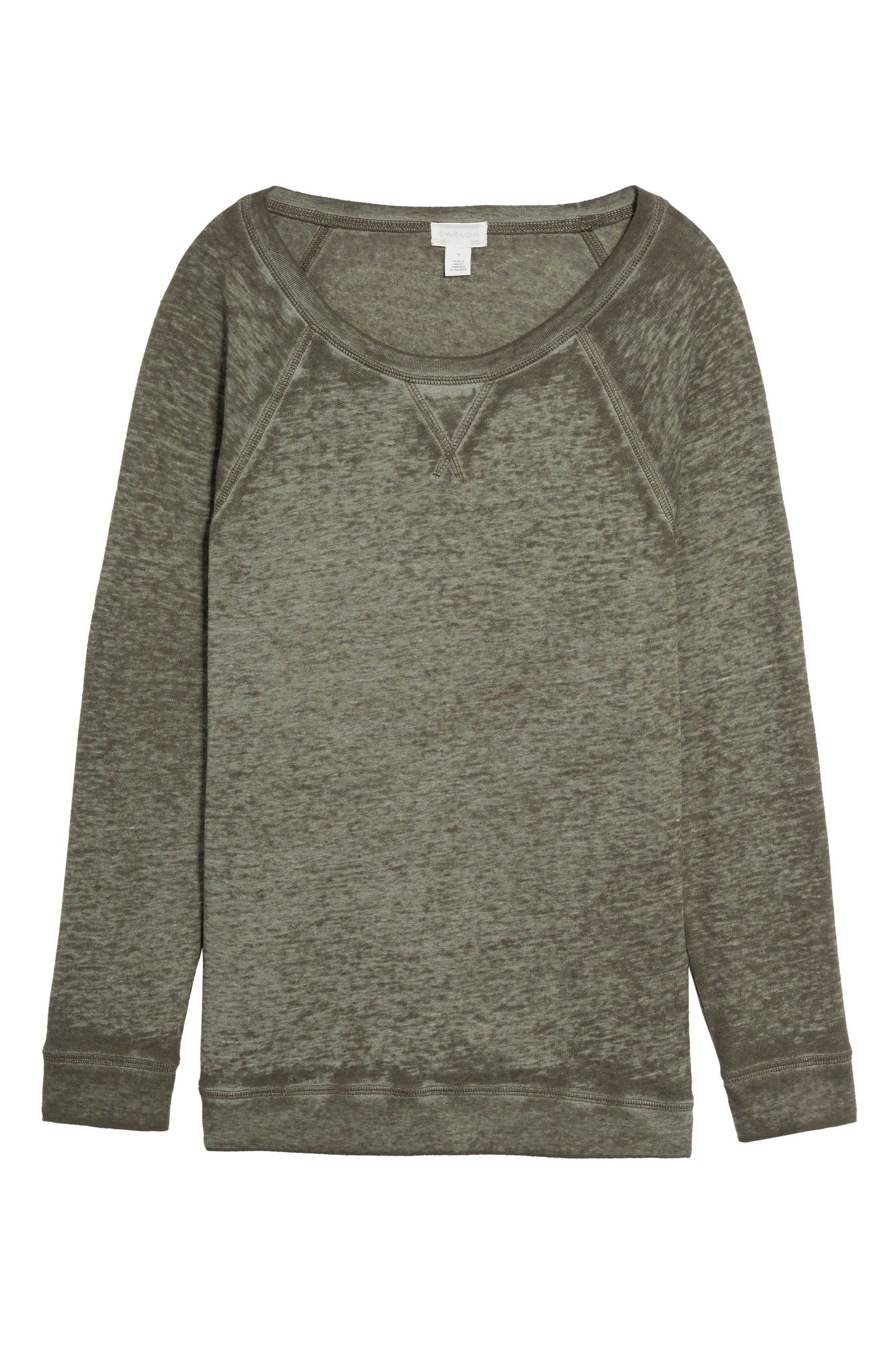 Burnout Sweatshirt,                             Alternate thumbnail 111, color,
