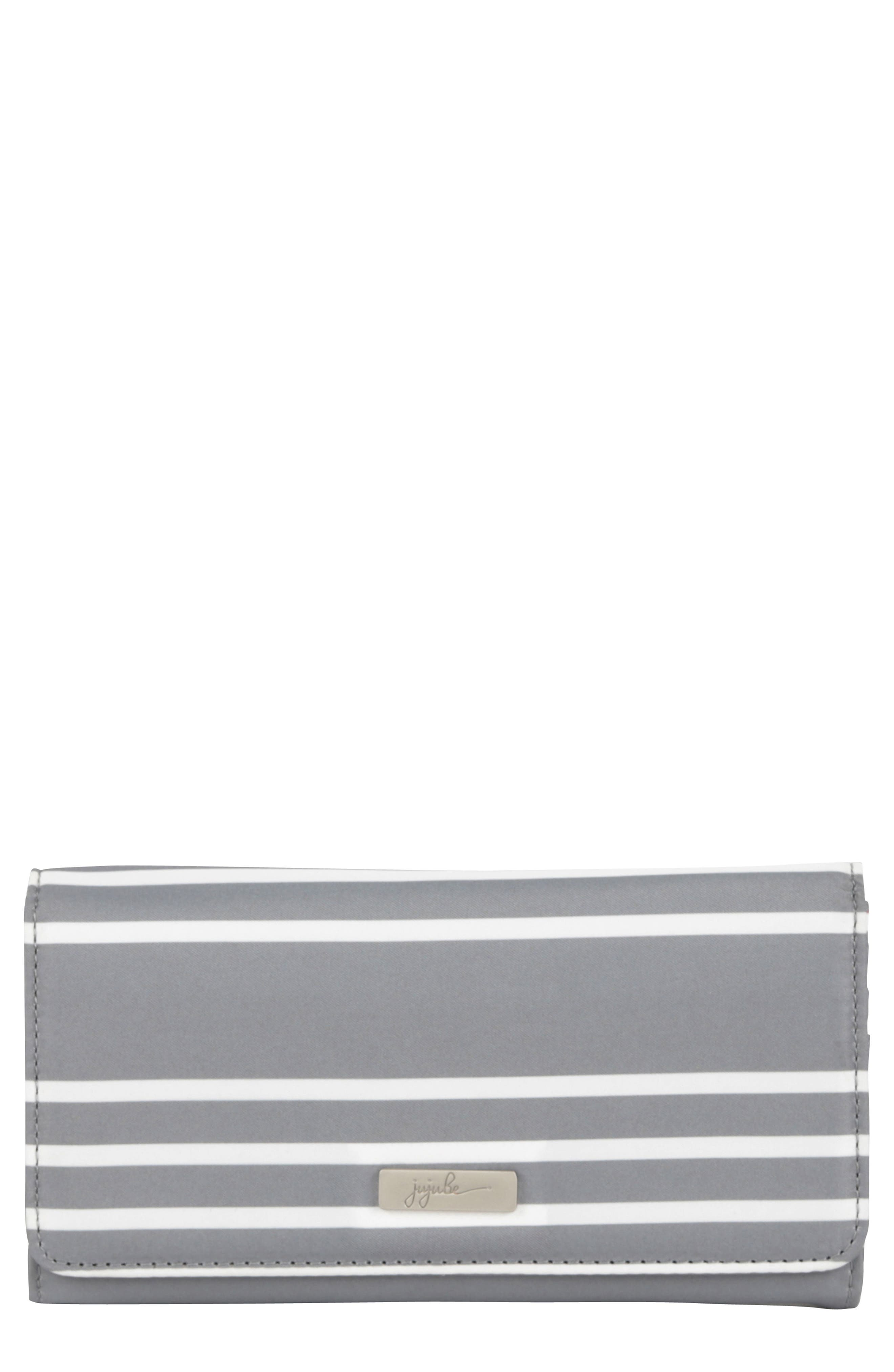 Be Rich - Coastal Collection Trifold Clutch Wallet,                         Main,                         color, 042