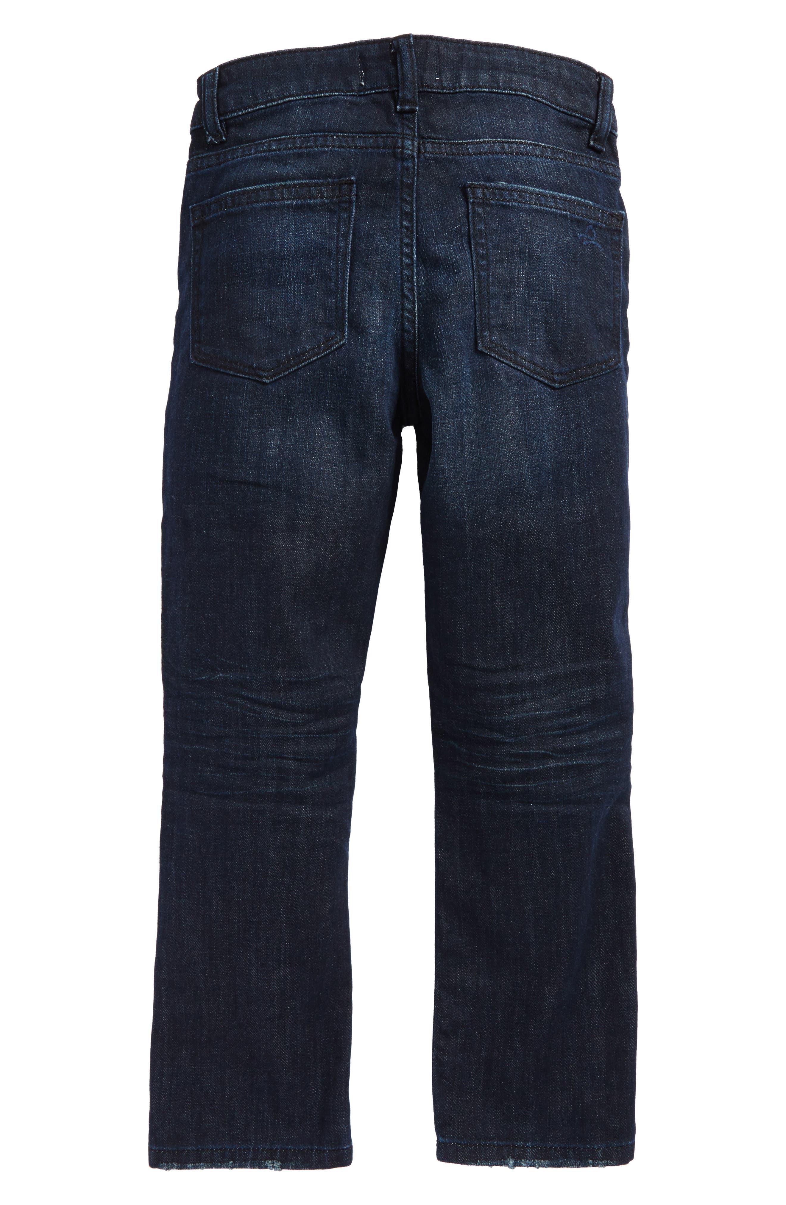 DL 1961 Brady Slim Fit Jeans,                             Alternate thumbnail 2, color,                             405
