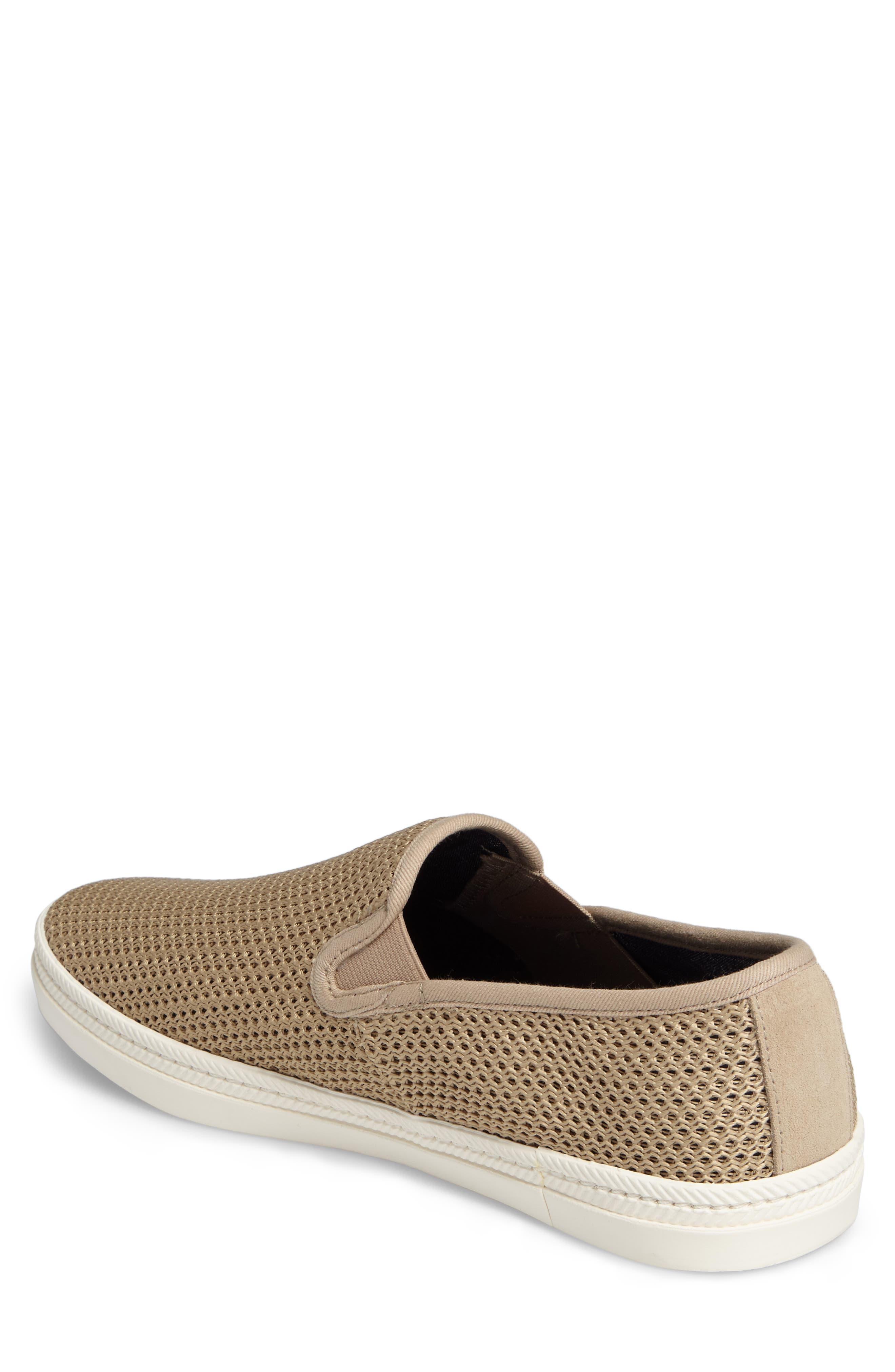 Delray Woven Slip-On Sneaker,                             Alternate thumbnail 2, color,                             252