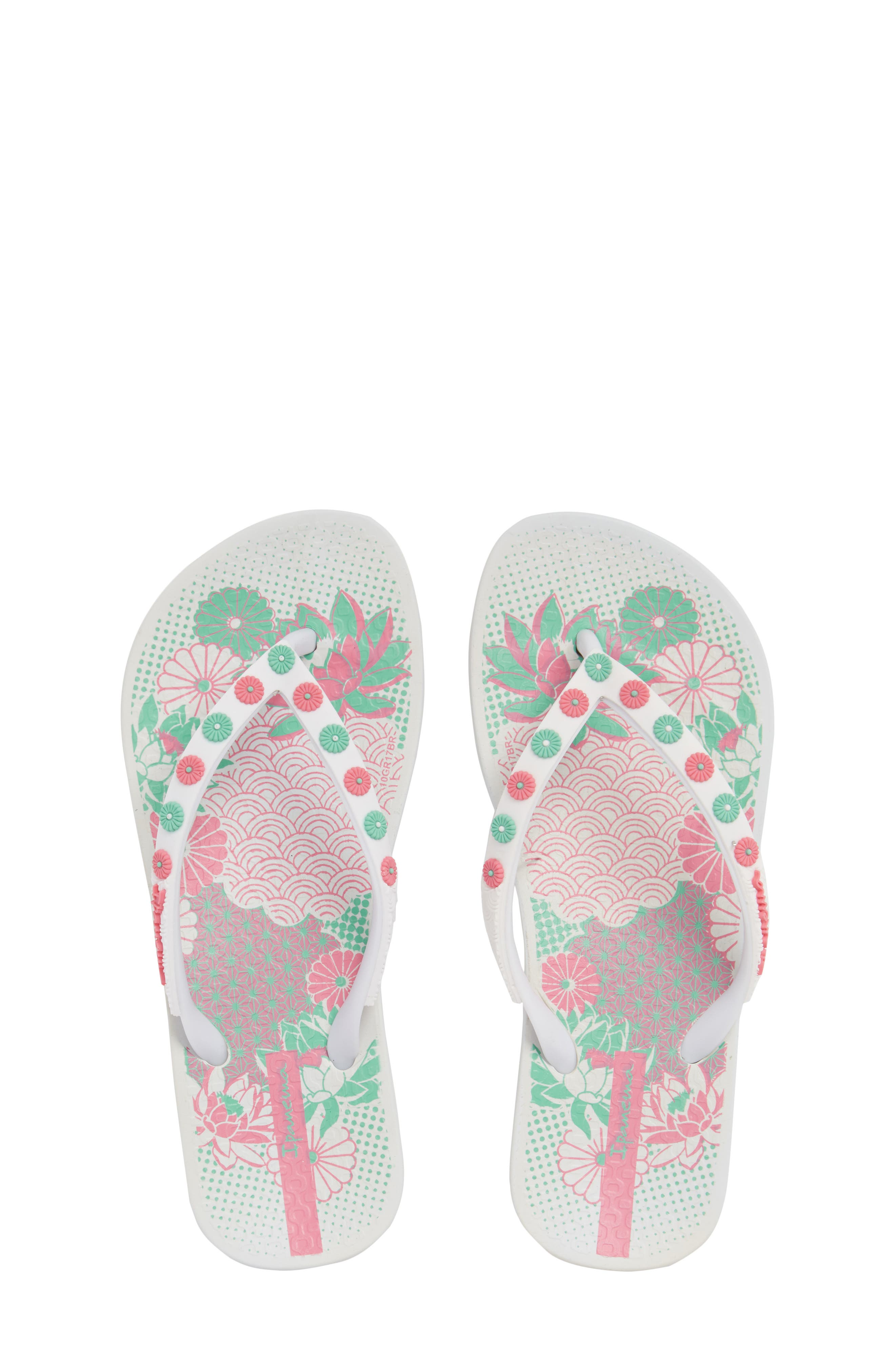 Ana Lovely Flip Flop,                         Main,                         color, 100