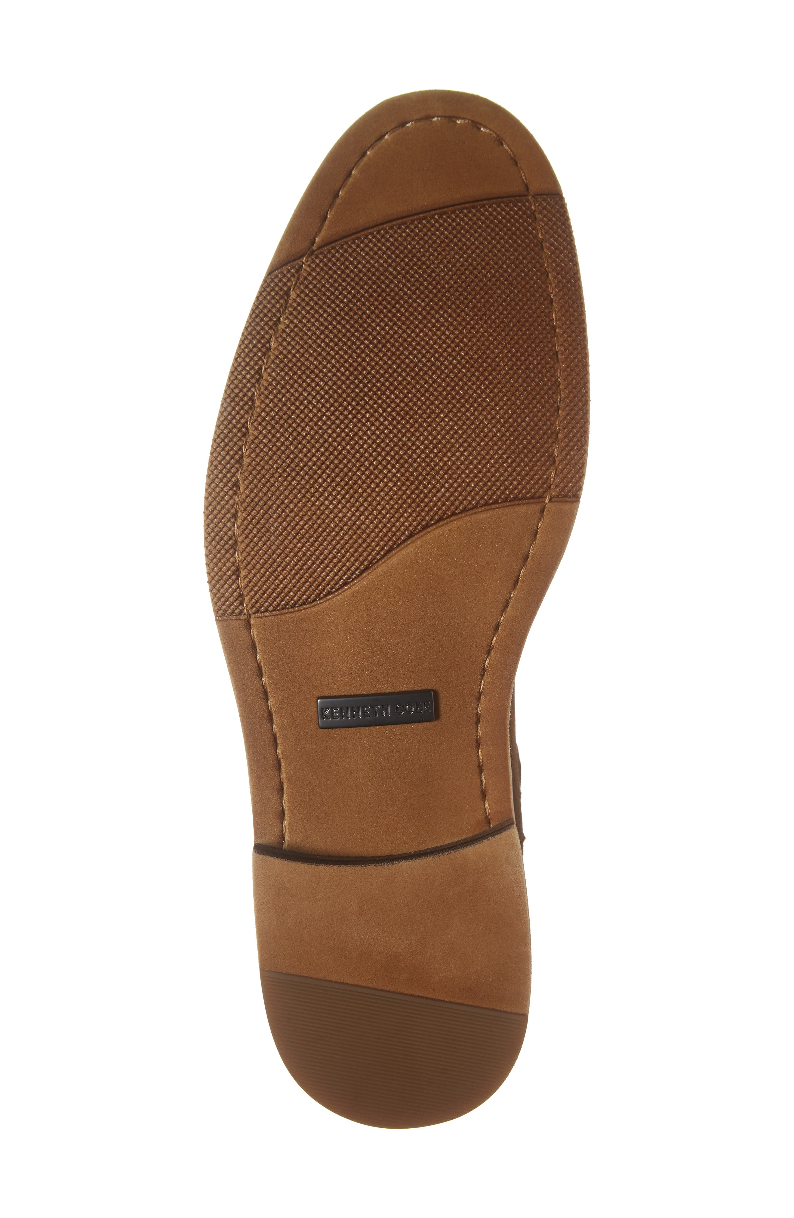Whistler Mid Chelsea Boot,                             Alternate thumbnail 6, color,                             TOBACCO SUEDE