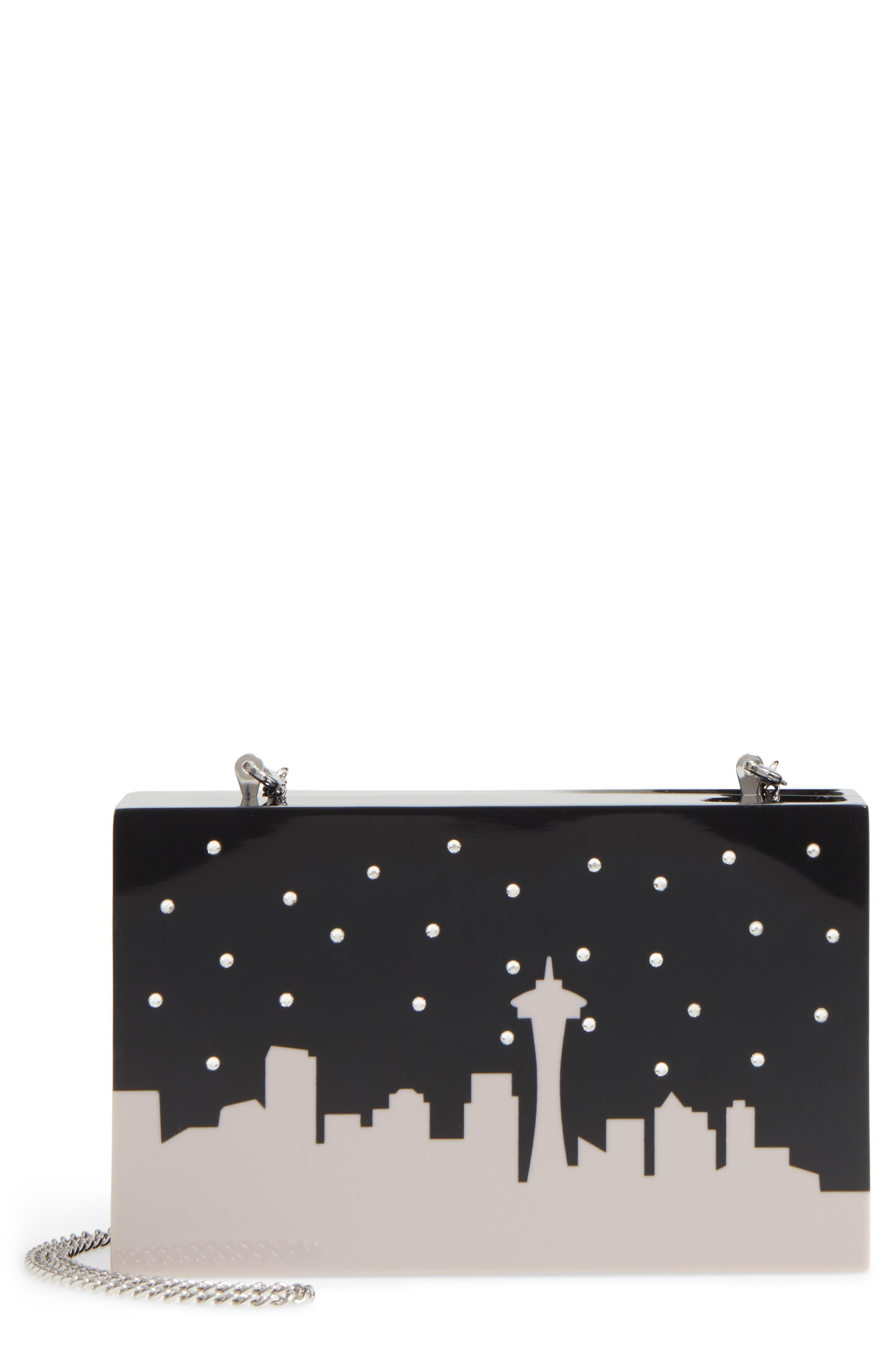 City Skyline Box Clutch,                         Main,                         color, 041