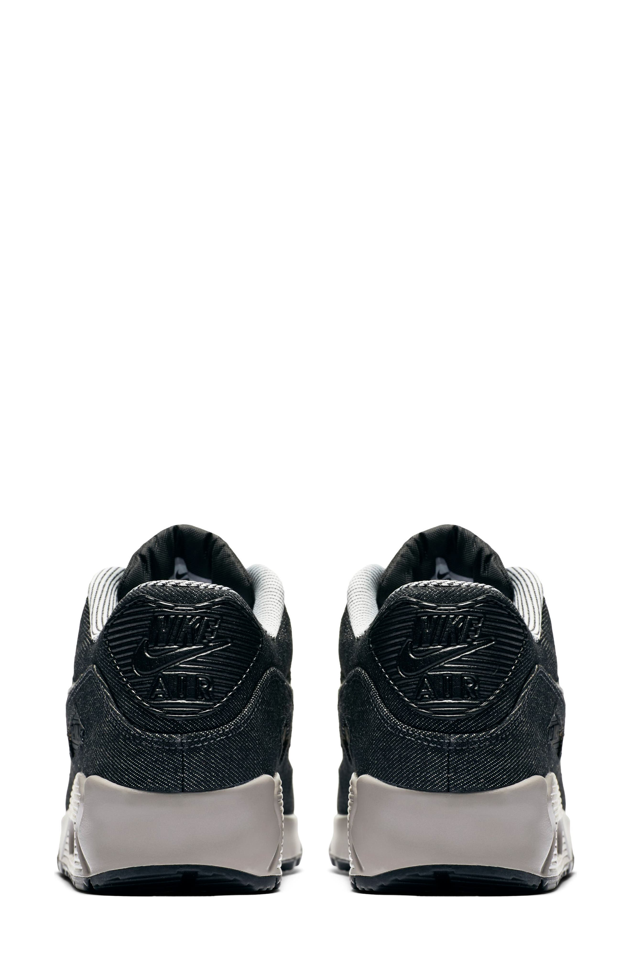 Air Max 90 SE Sneaker,                             Alternate thumbnail 14, color,
