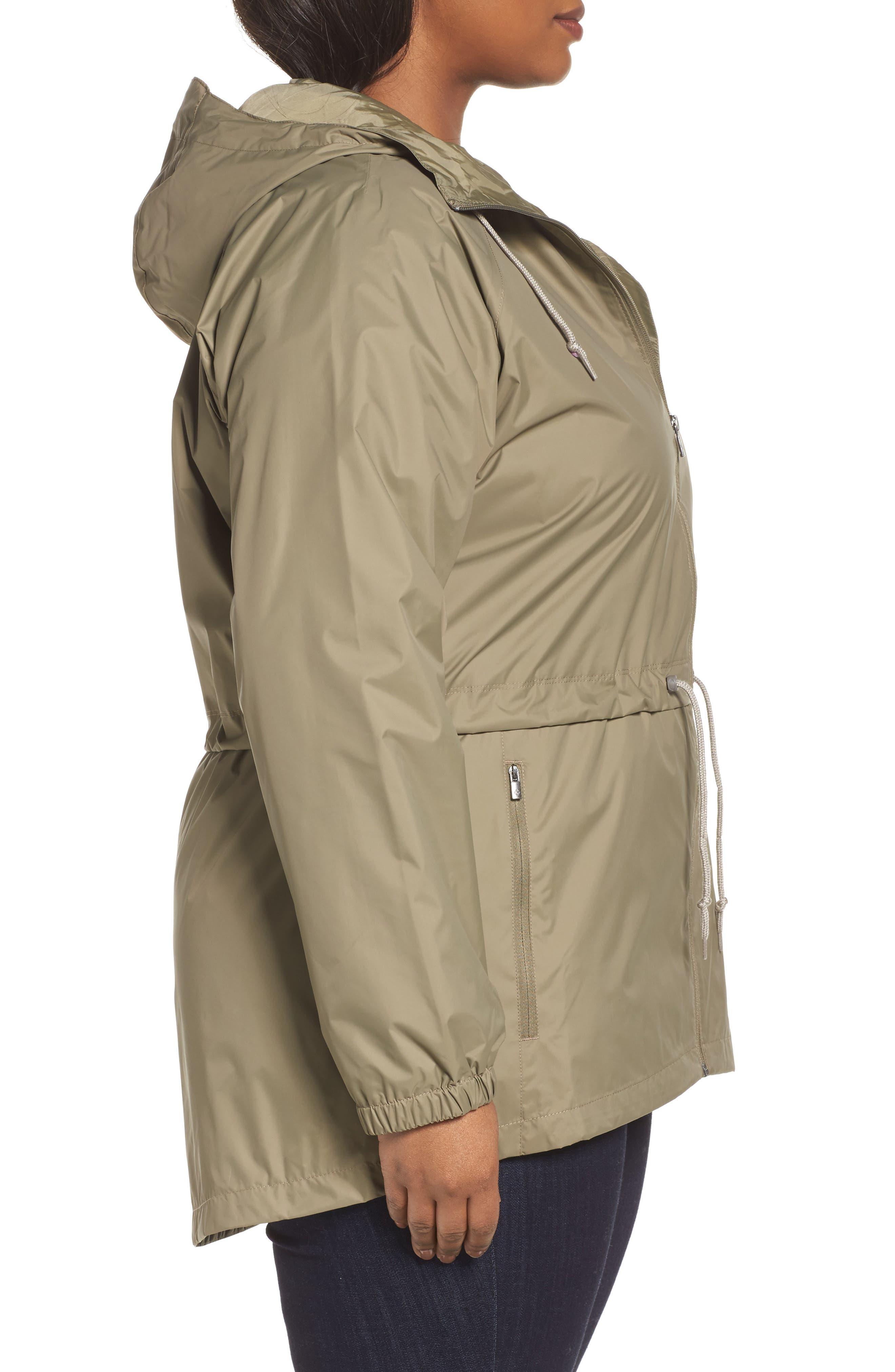 'Arcadia' Hooded Waterproof Casual Jacket,                             Alternate thumbnail 19, color,
