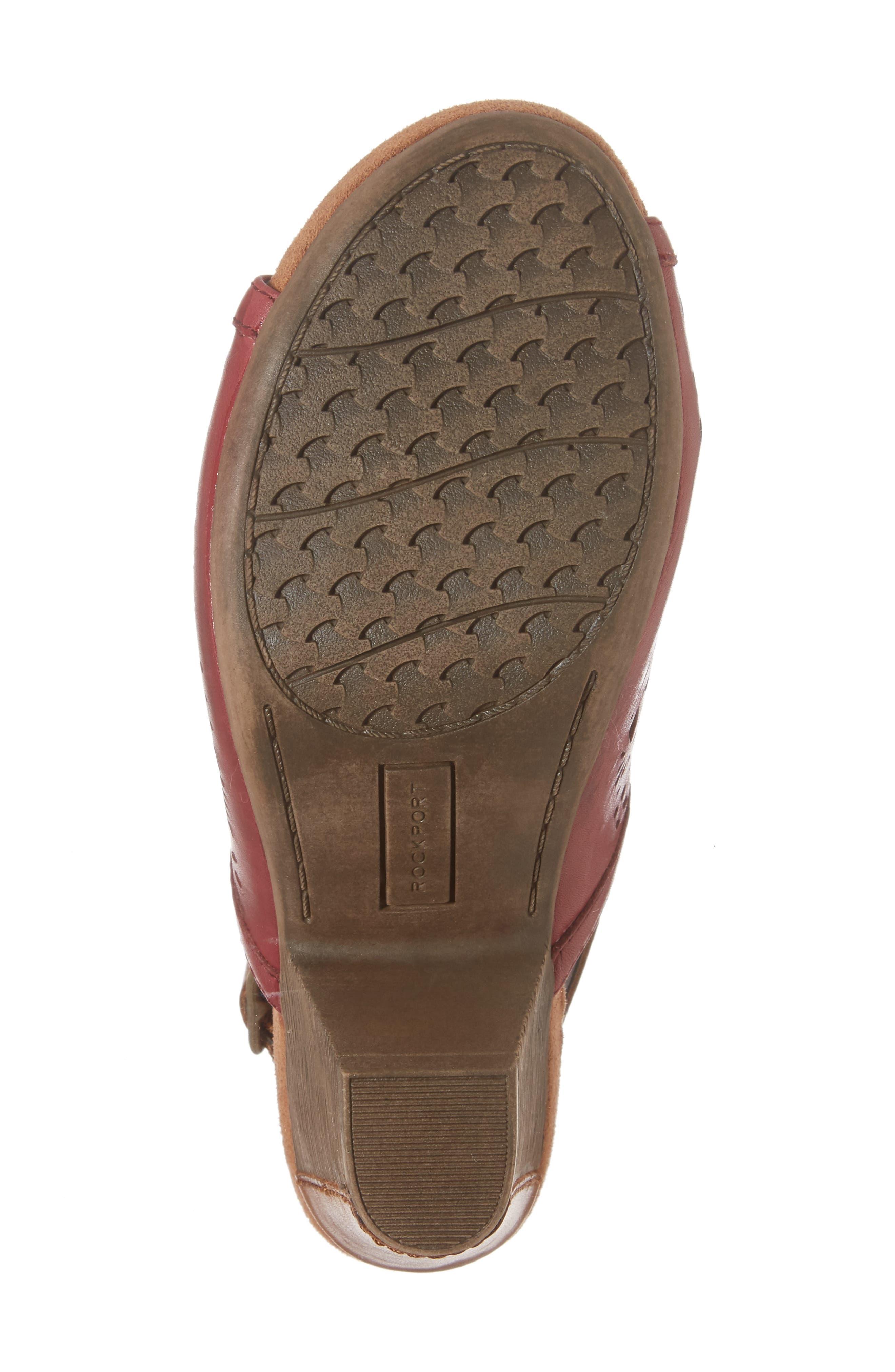 Tropez Block Heel Sandal,                             Alternate thumbnail 24, color,