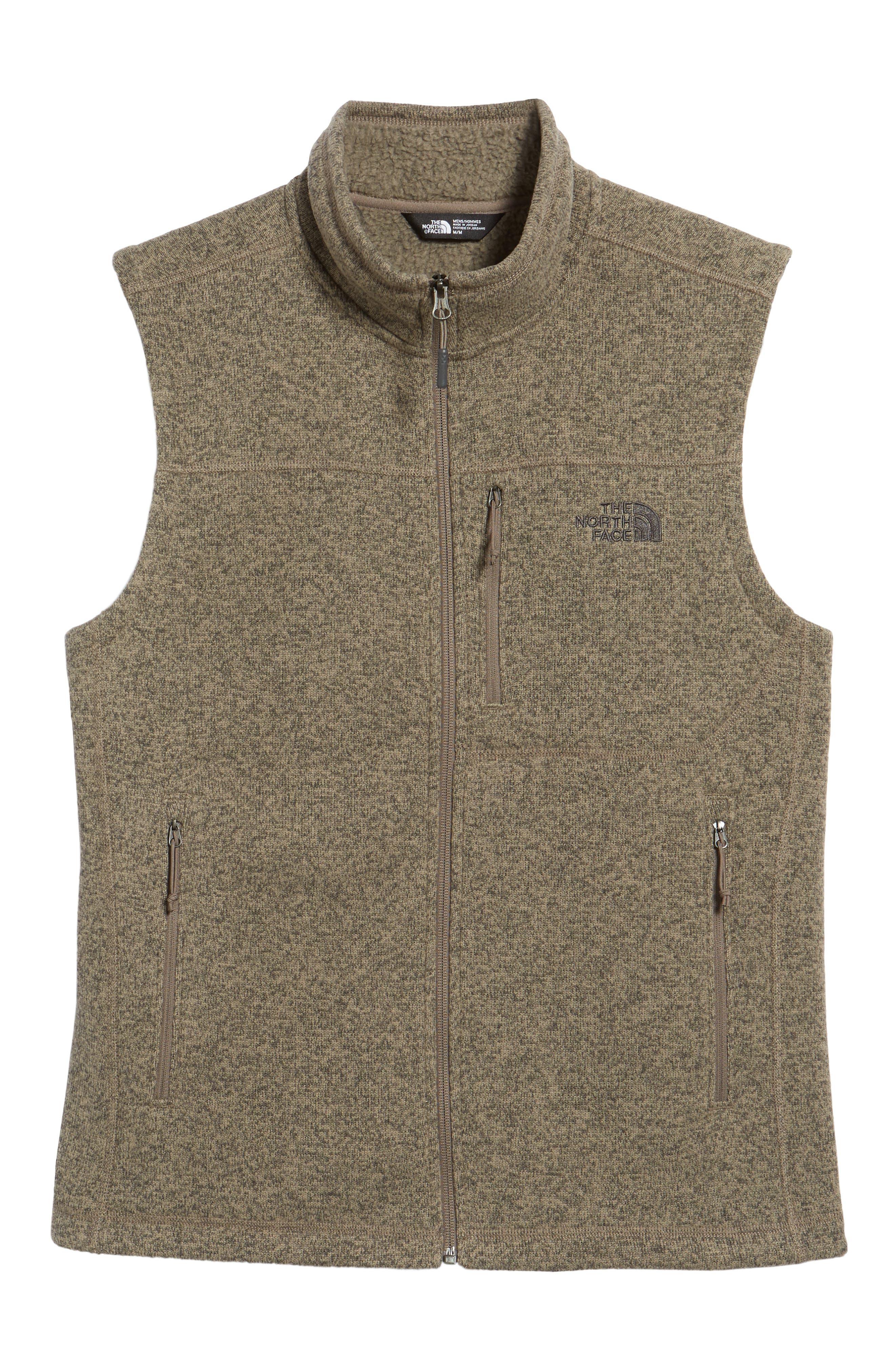 Gordon Lyons Zip Fleece Vest,                             Alternate thumbnail 23, color,