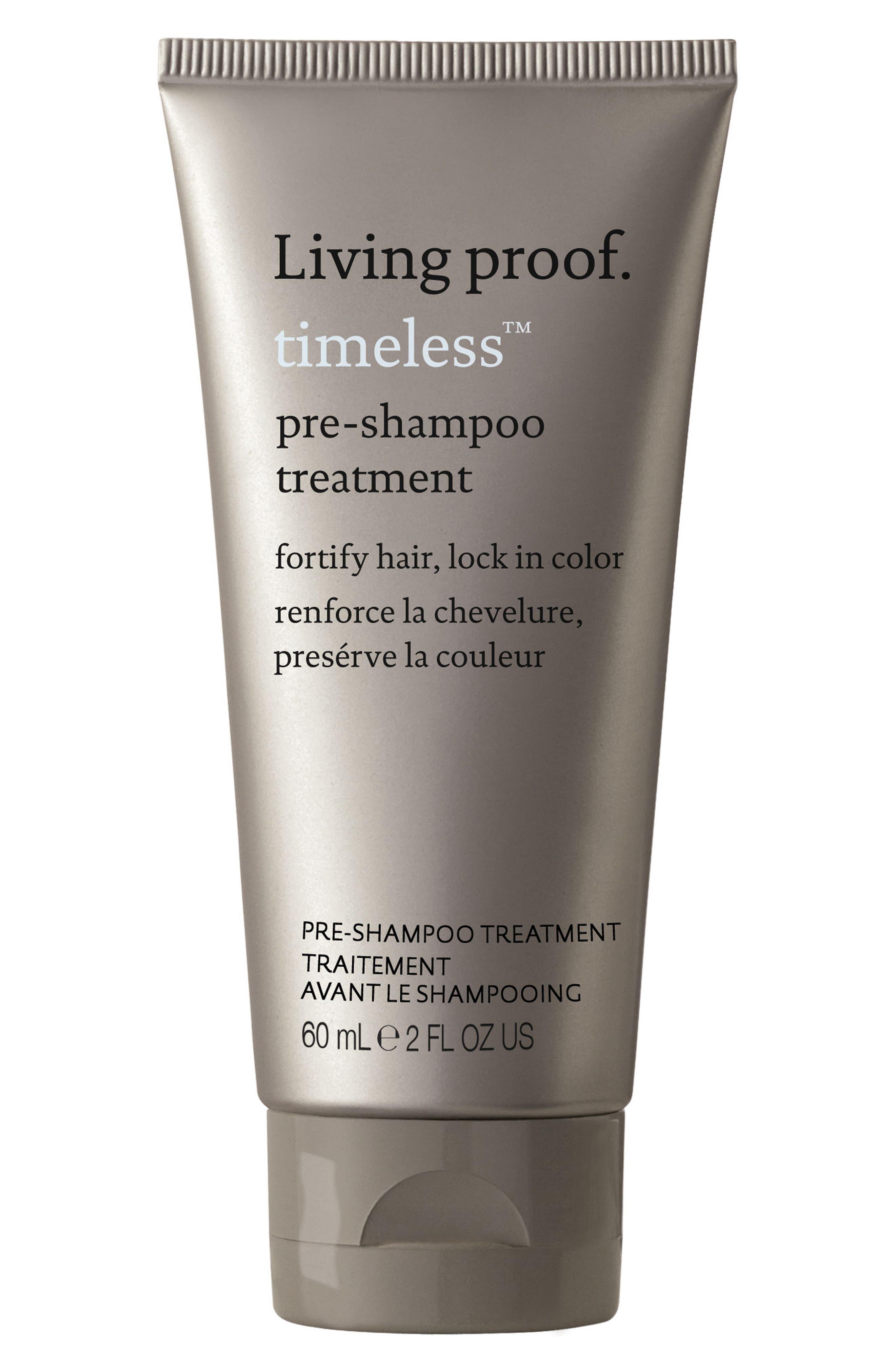 Timeless Pre-Shampoo Treatment,                             Main thumbnail 2, color,                             NO COLOR 2