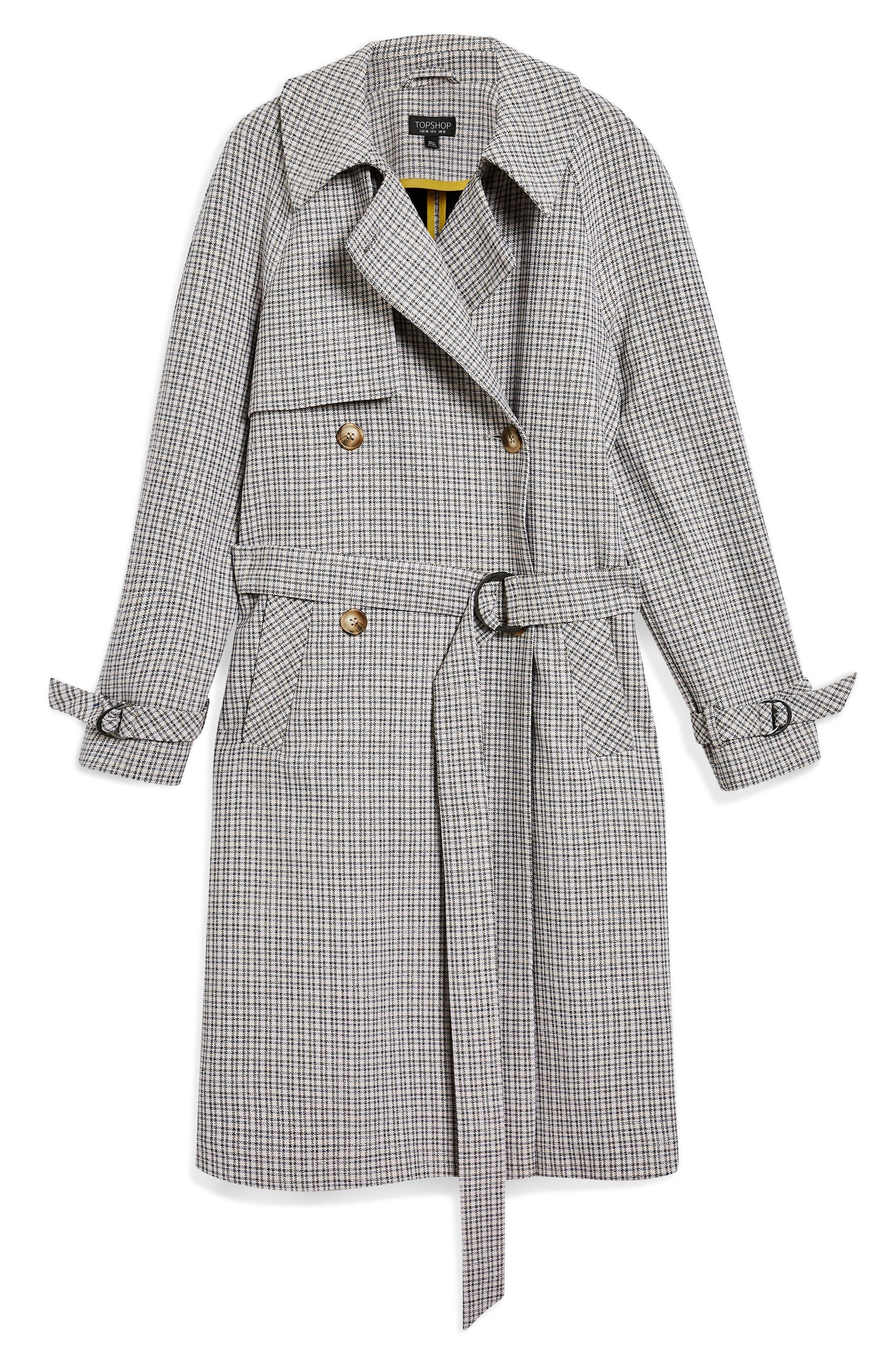 Angie Trench Coat,                             Alternate thumbnail 6, color,                             020