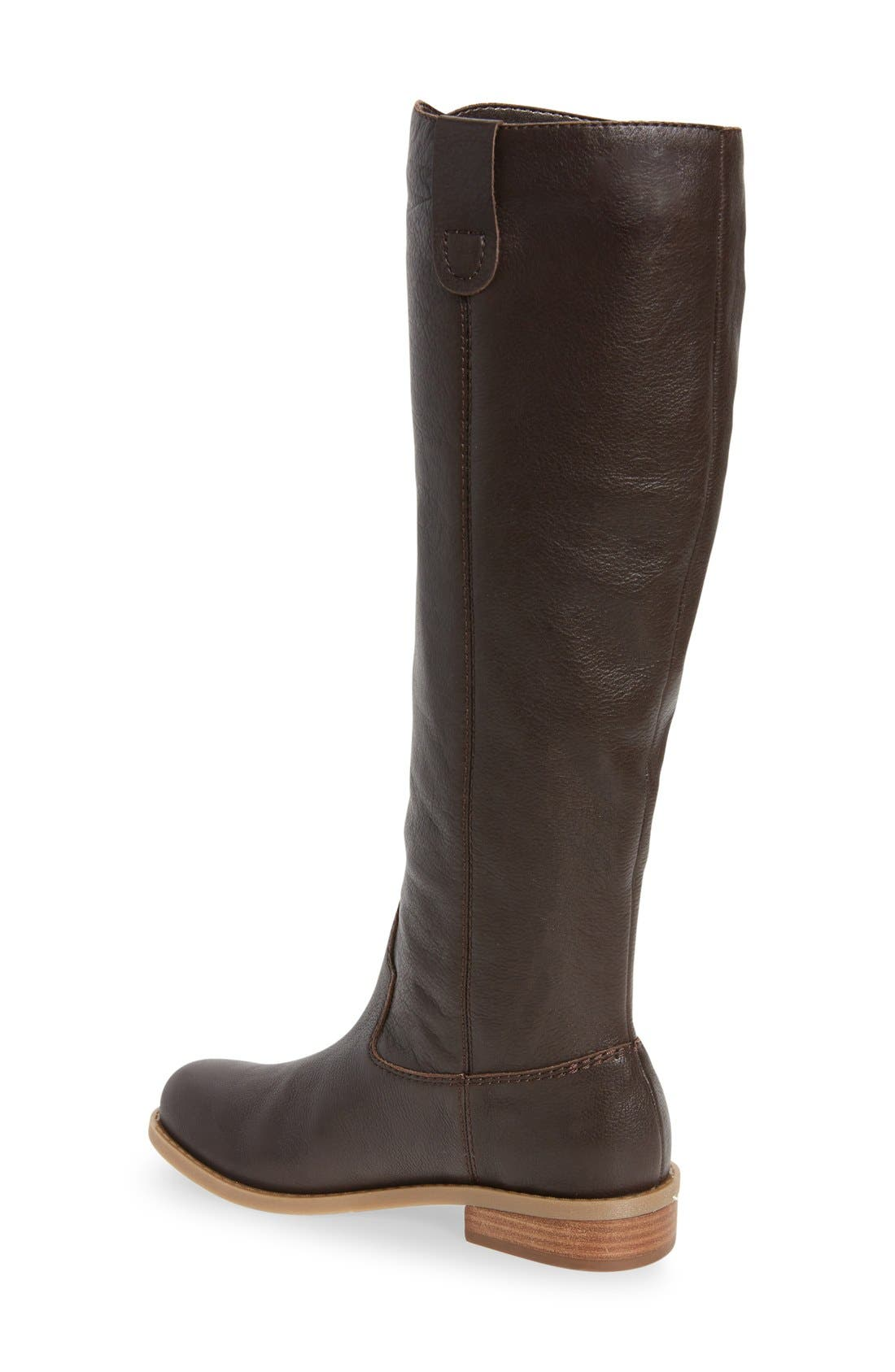 Hawn Knee High Boot,                             Alternate thumbnail 11, color,