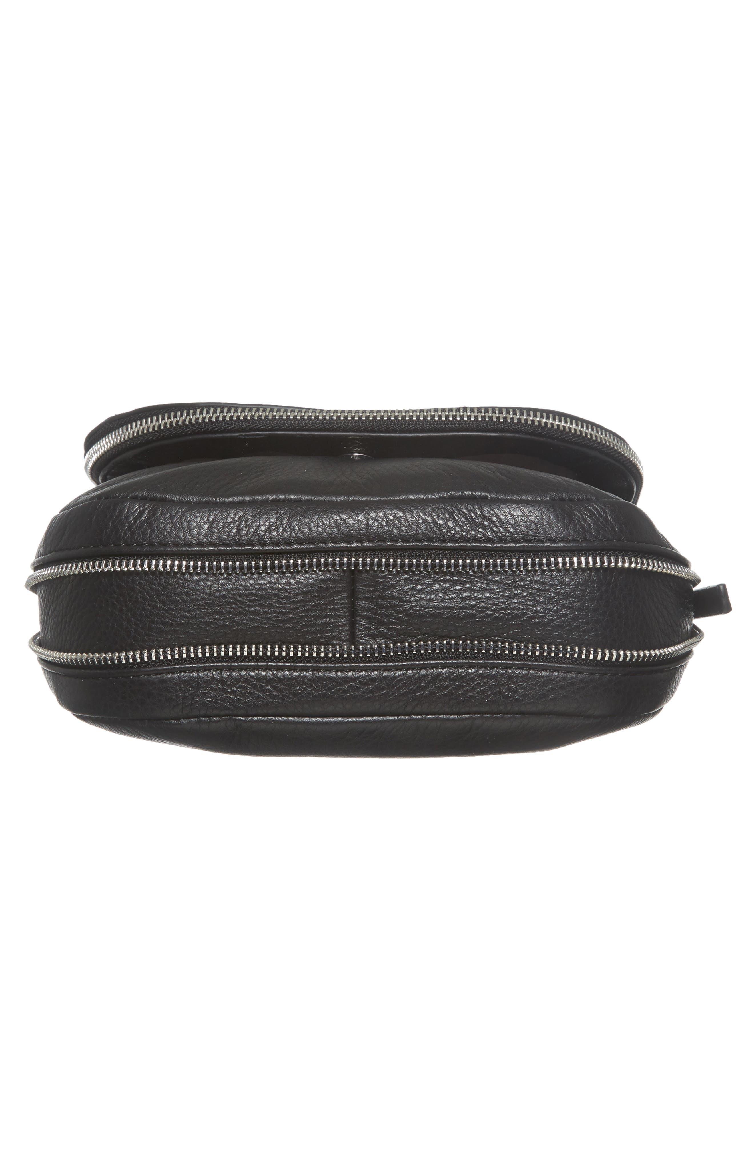 Bonny Studded Leather Crossbody Bag,                             Alternate thumbnail 11, color,
