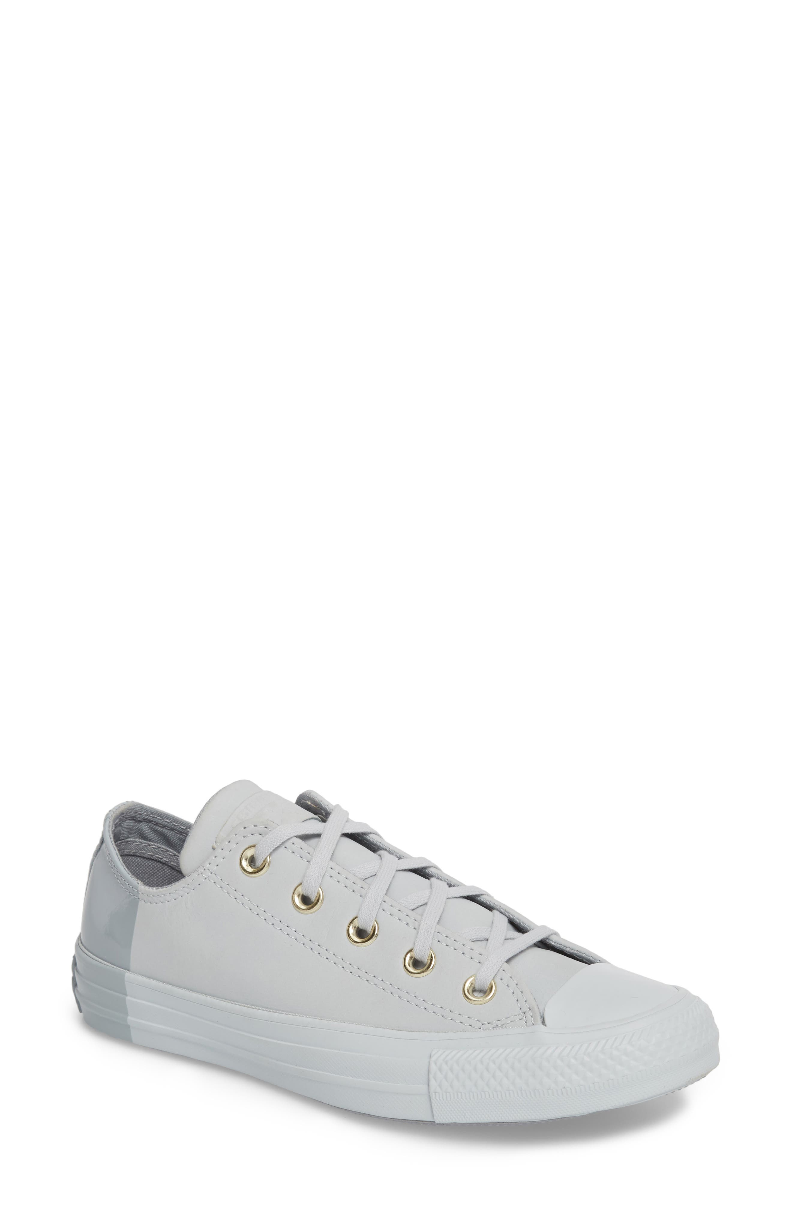 Chuck Taylor<sup>®</sup> All Star<sup>®</sup> Colorblock Ox Sneaker,                             Main thumbnail 1, color,                             082